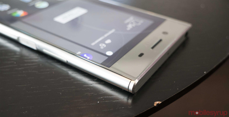 Sony Xperia XZ Premium's fingerprint sensor will be disabled