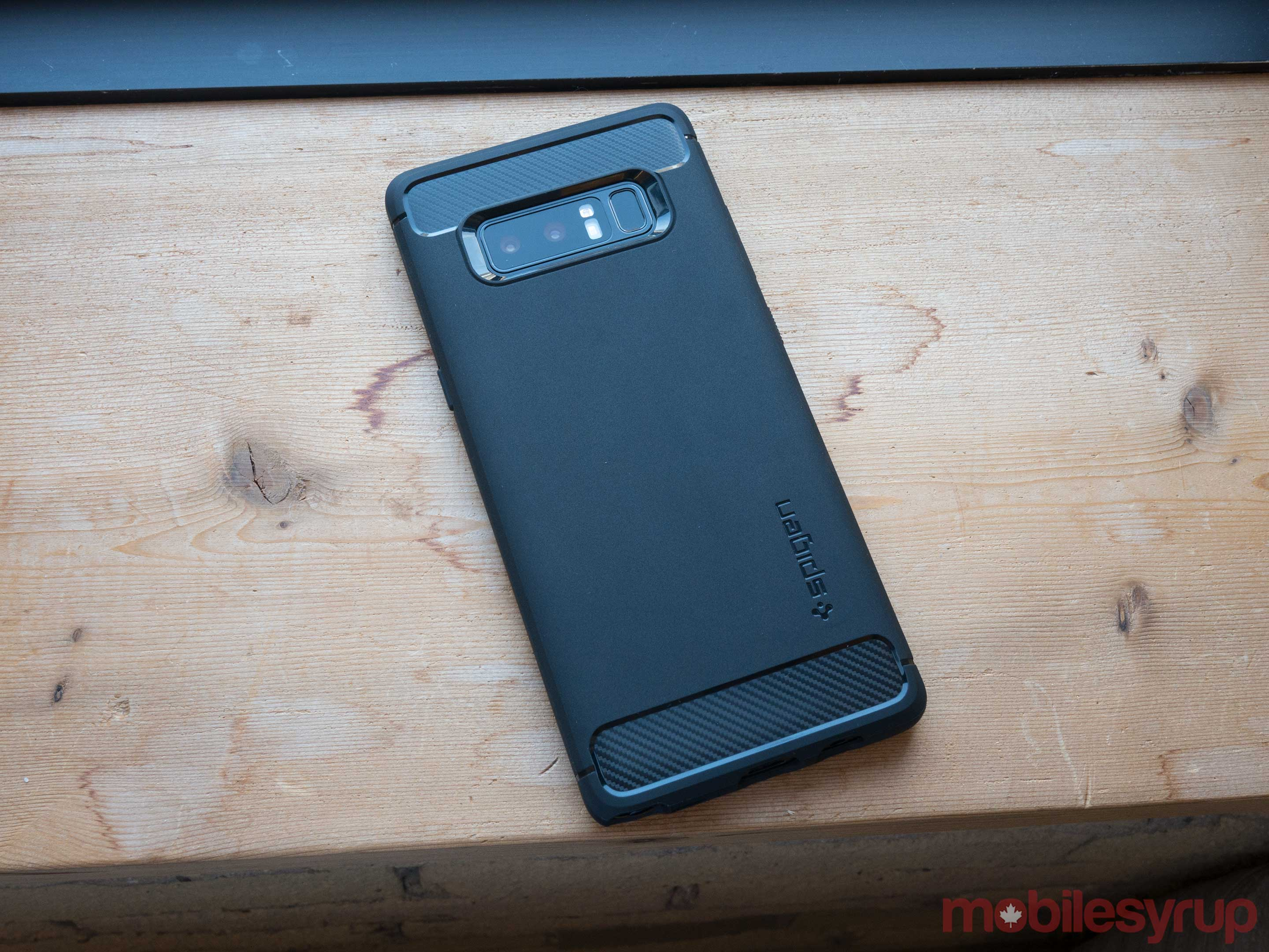 new styles 0e817 3b99f Here are Spigen's Samsung Galaxy Note 8 cases