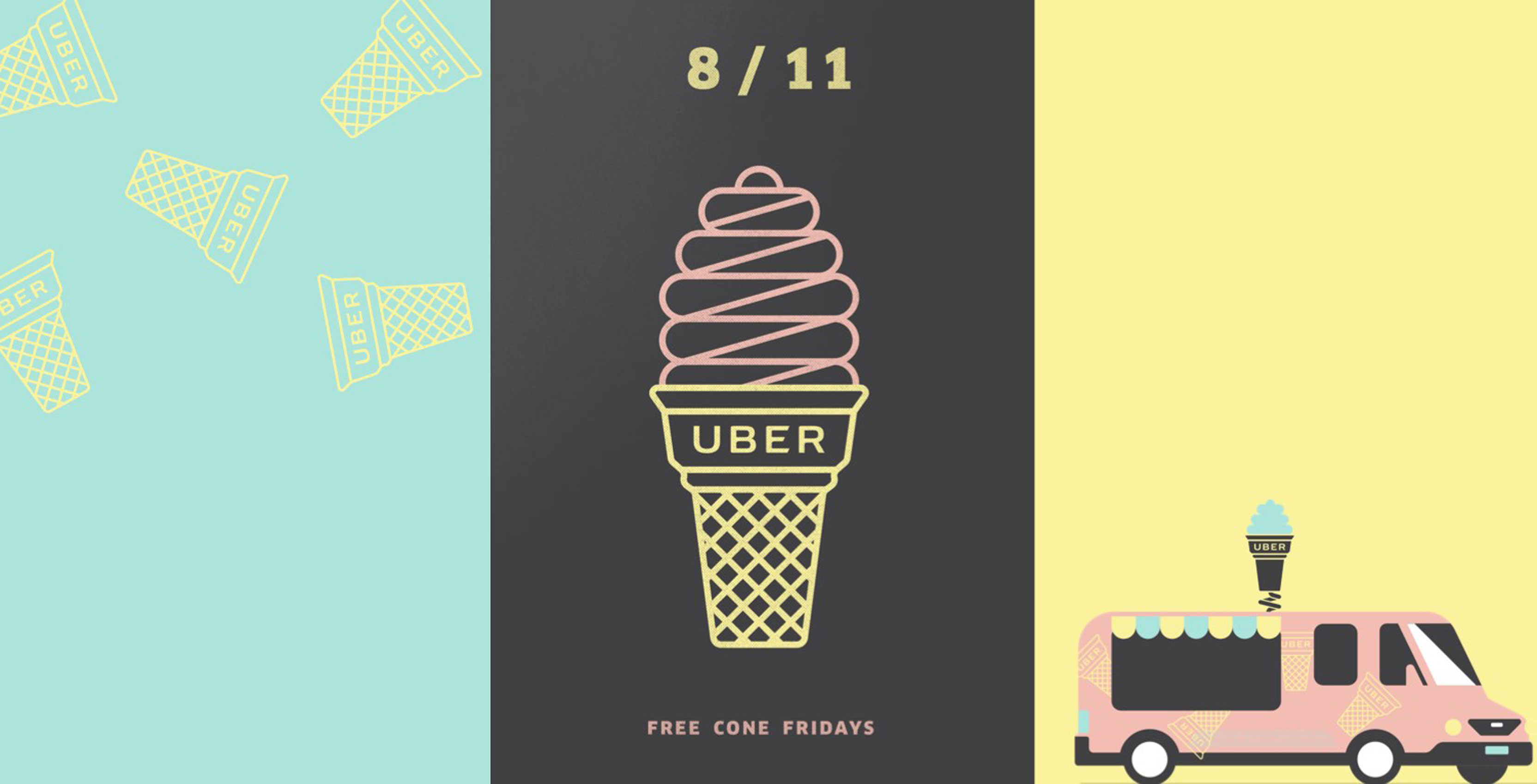 Uber now offering free ice cream on Friday's in San Francisco