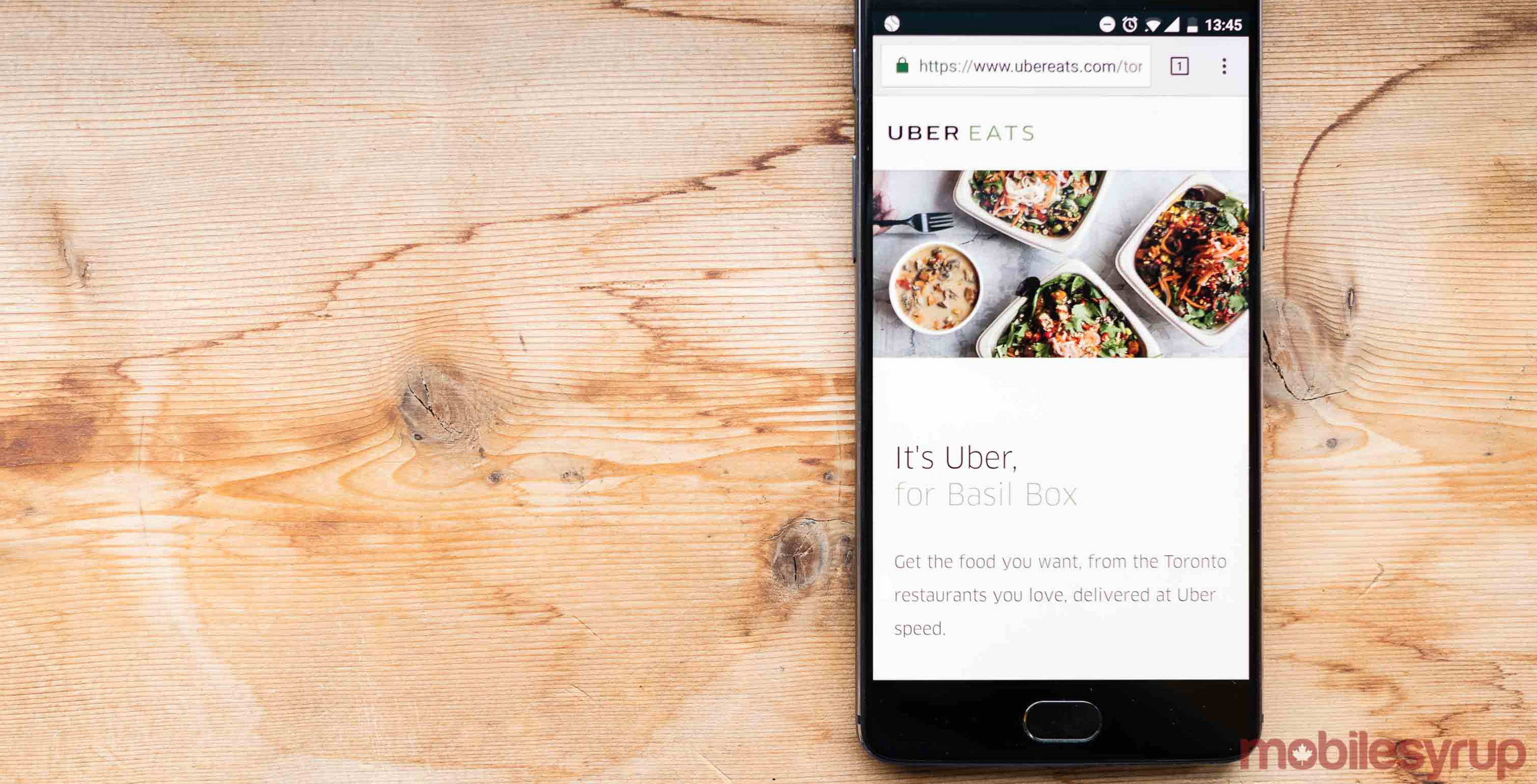 Torontonians have reported getting scammed by Uber Eats drivers
