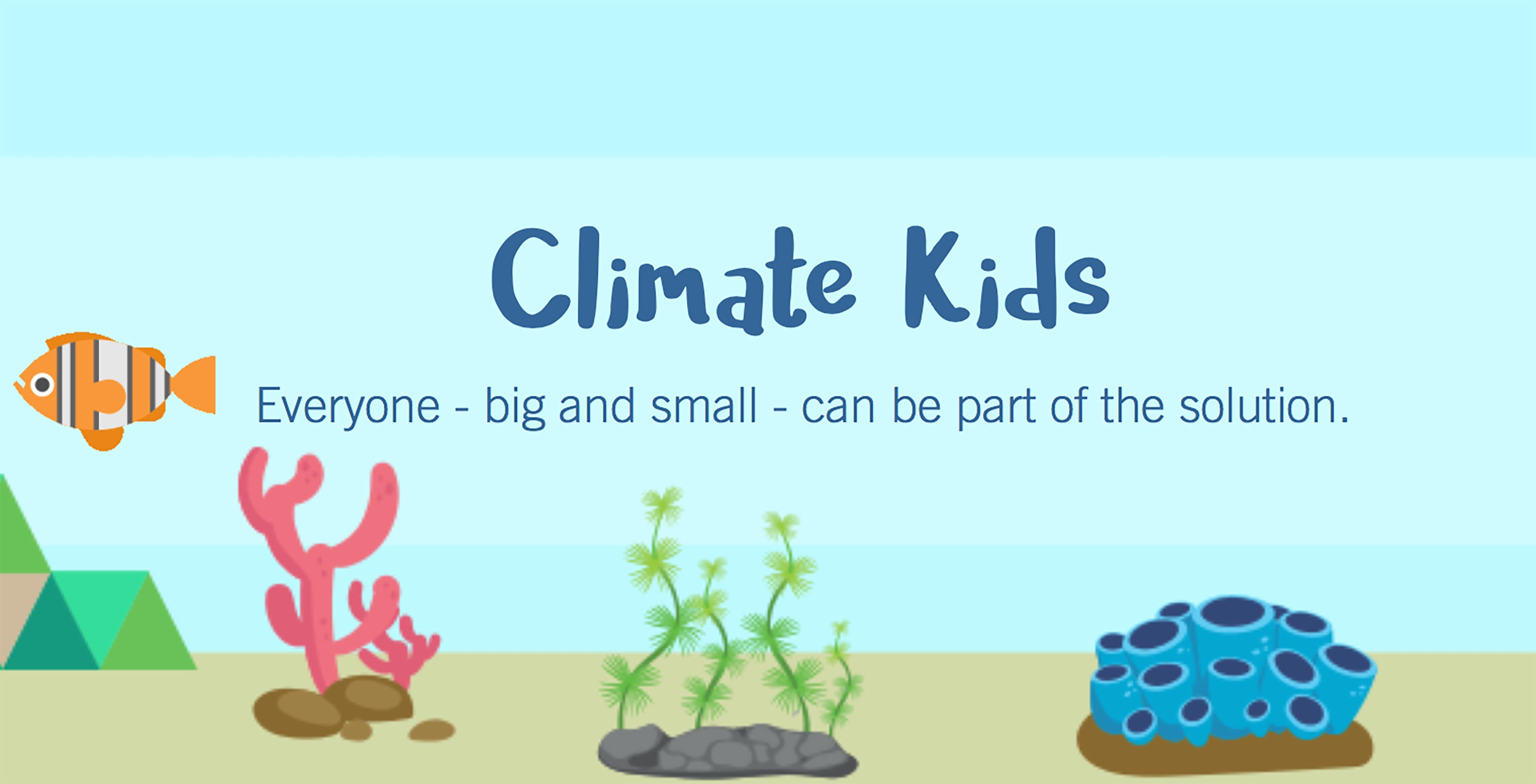 Canada Climate Kids website