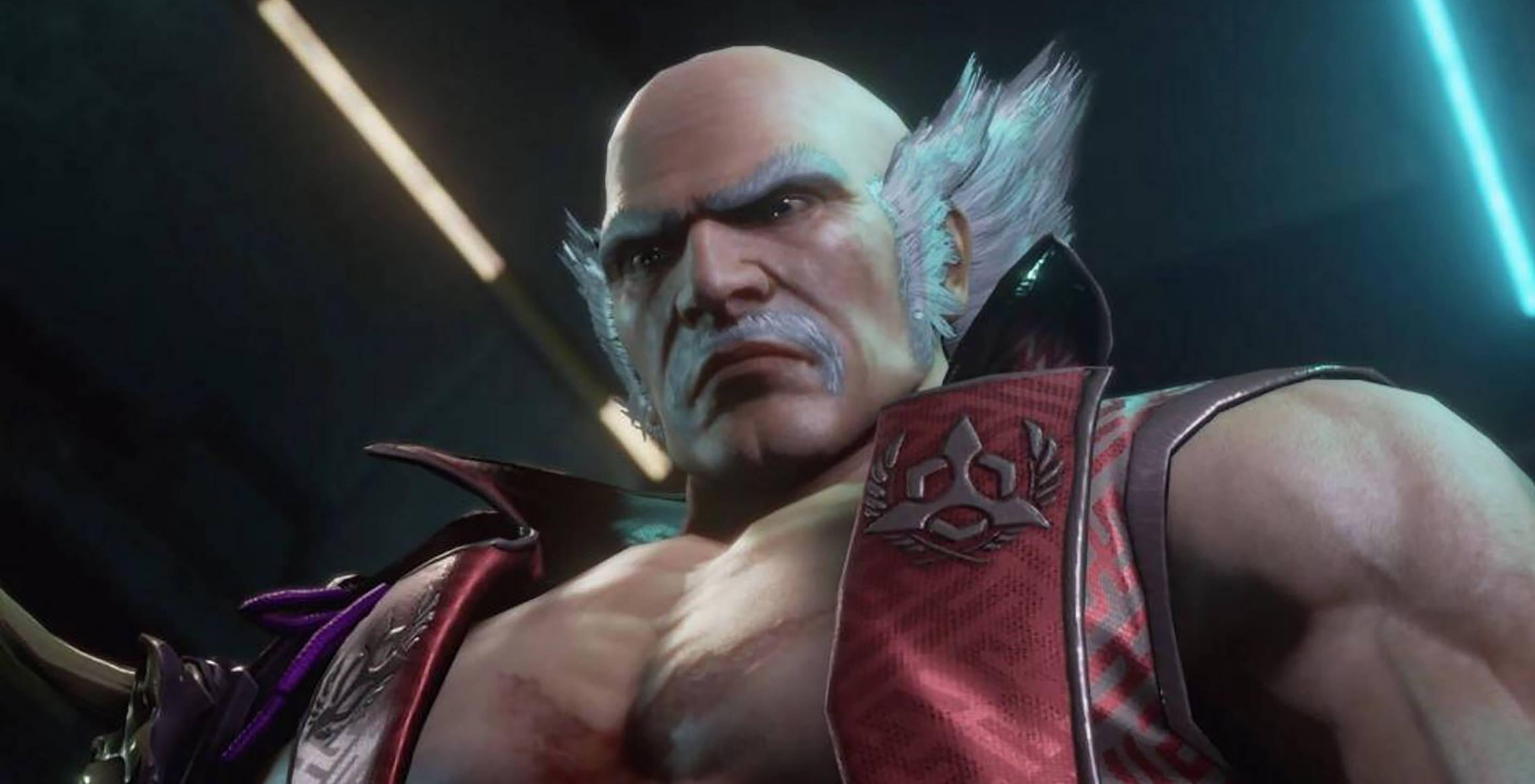 Tekken 7 character