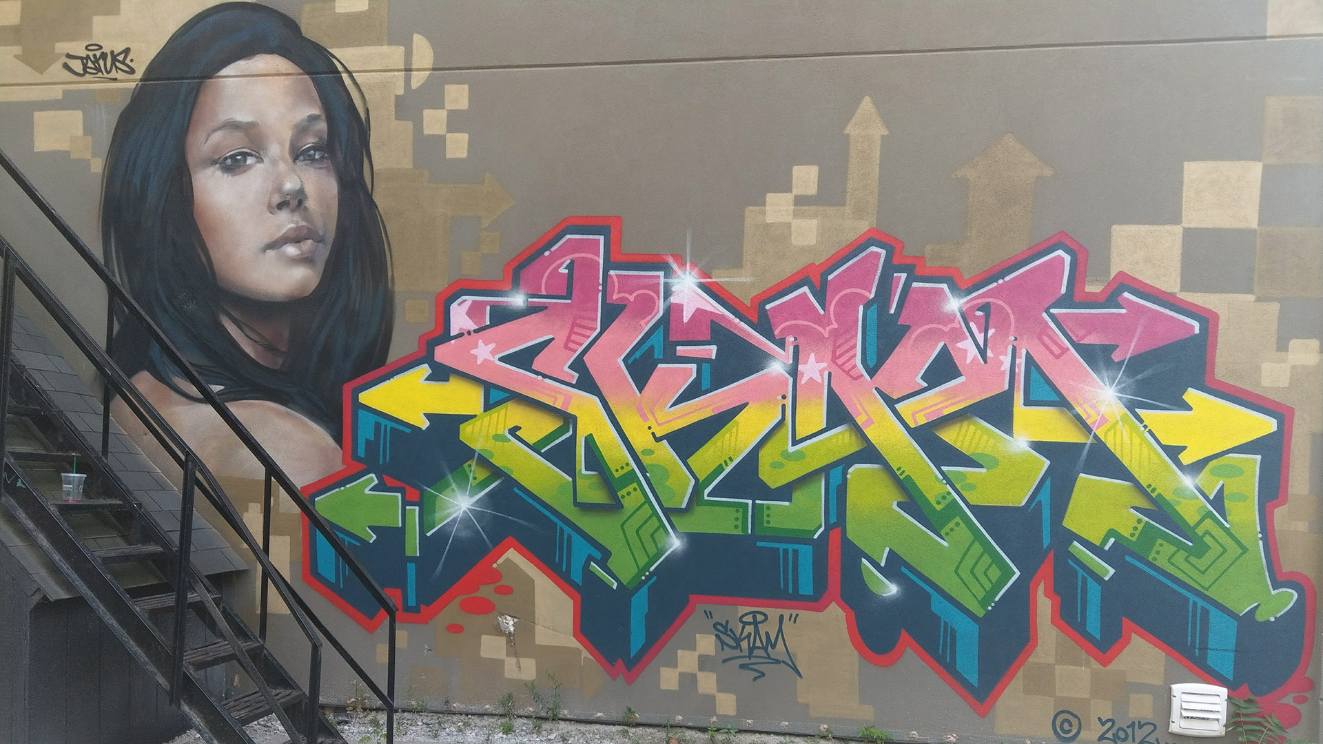 U11-grafiti