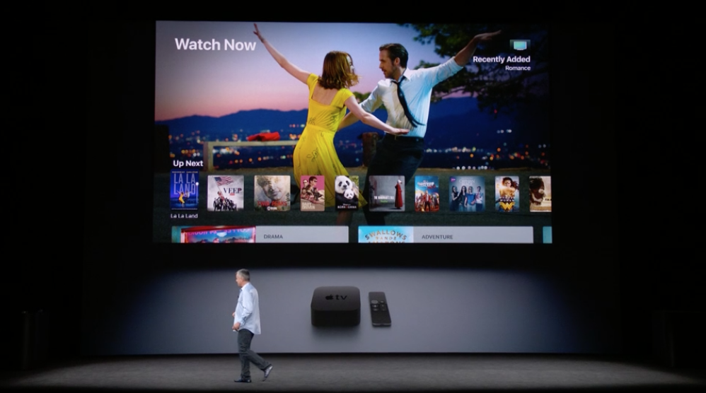 4K Apple TV