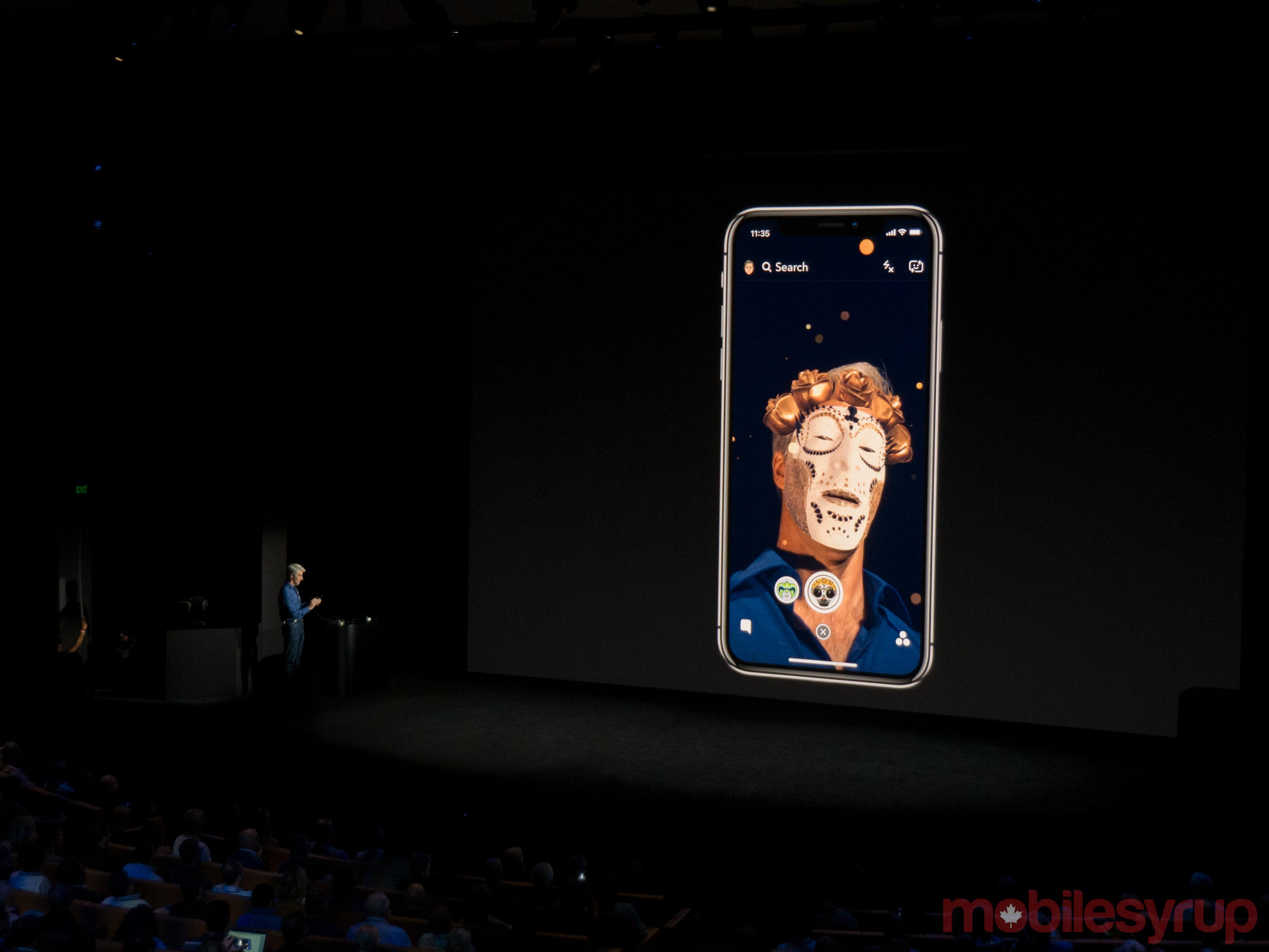 On The Camera Front IPhone X Features Two 12 Megapixel Sensors With A F 18 Wide Angle Lens And 24 Telephoto Like Galaxy Note 8
