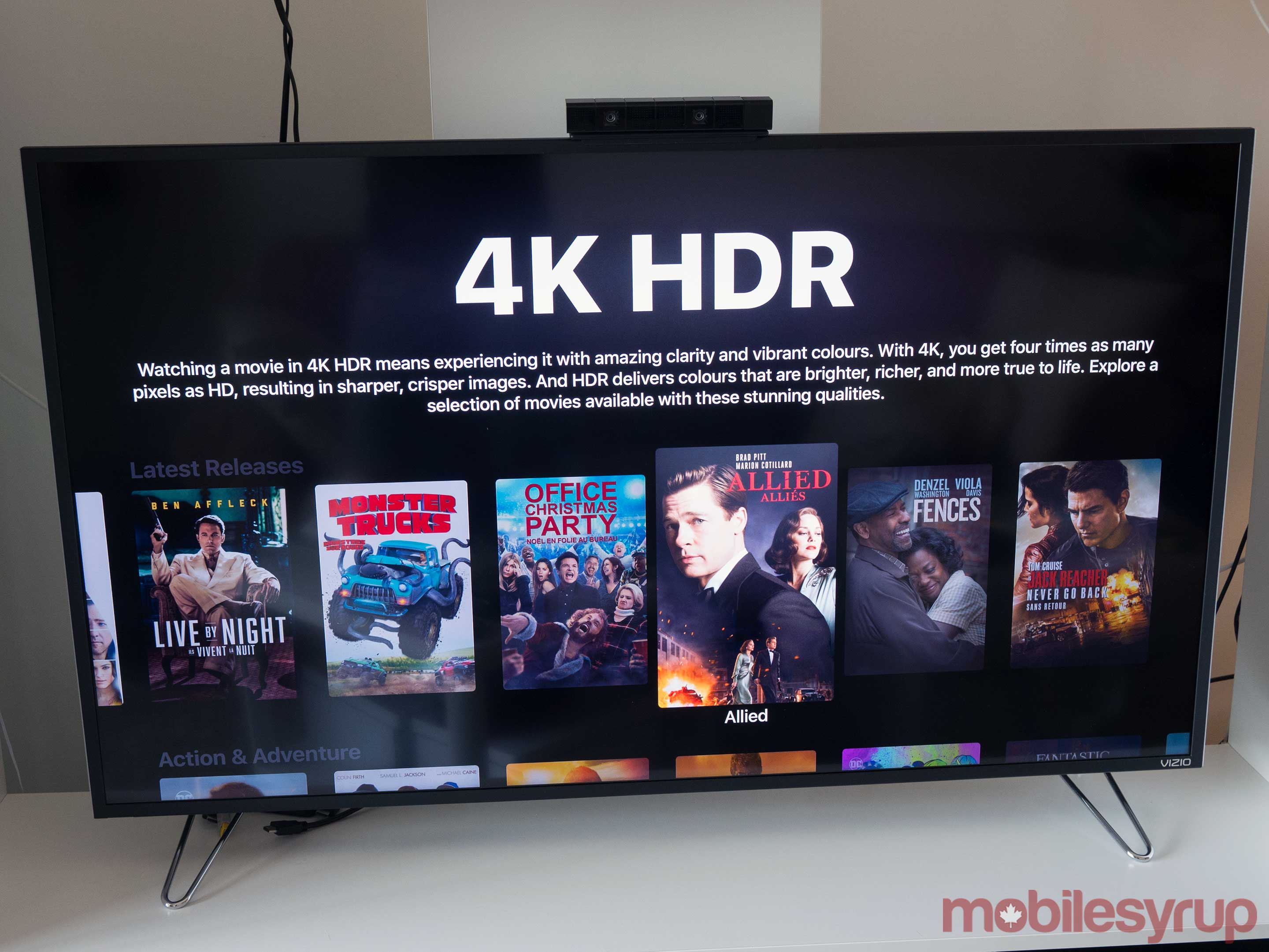 apple tv 4k review steps to a 4k hdr future. Black Bedroom Furniture Sets. Home Design Ideas