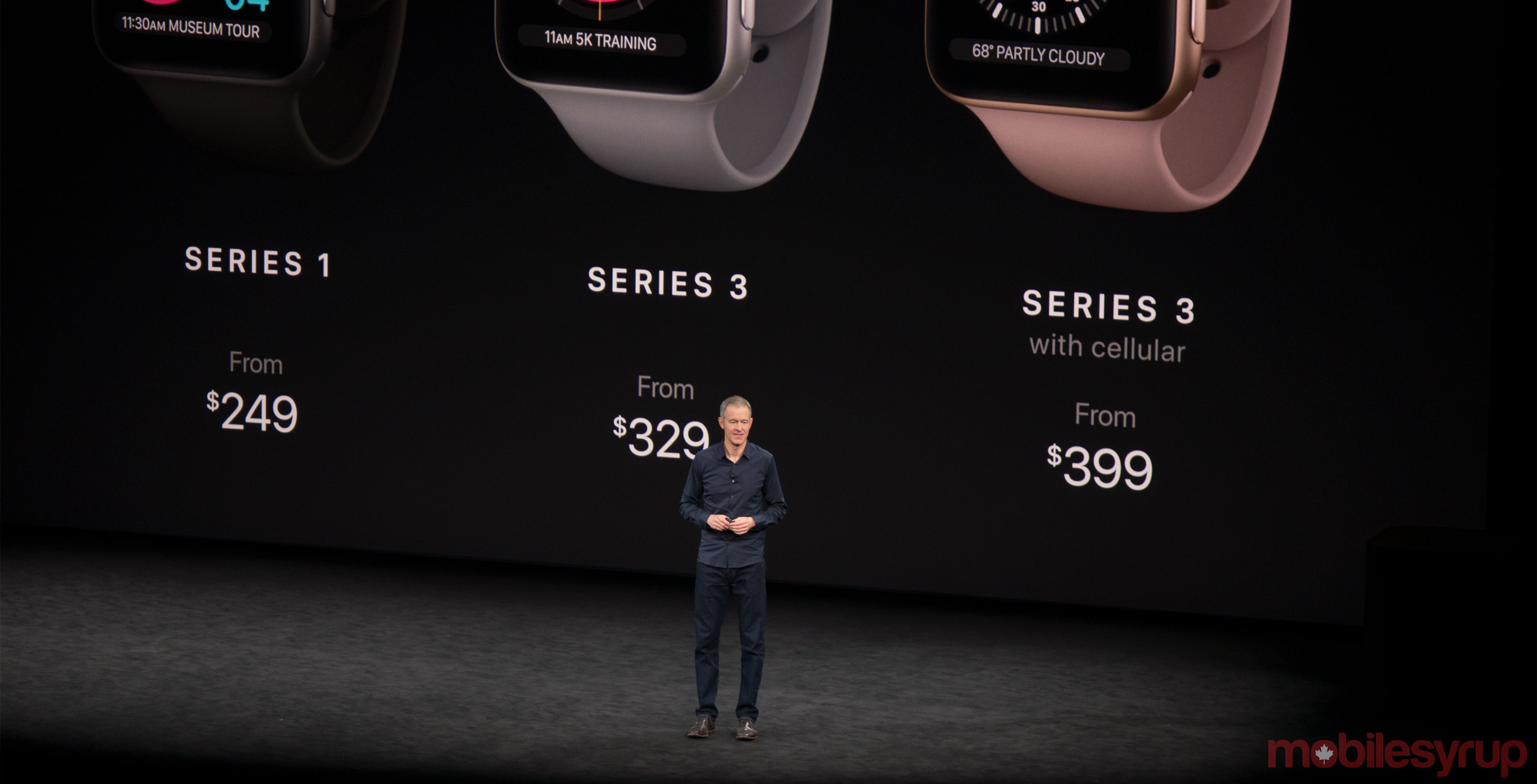 New Apple Watch to be throttled by T-Mobile to 512Kbps