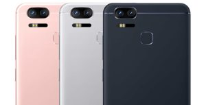 Asus ZenFone 4 Max colours