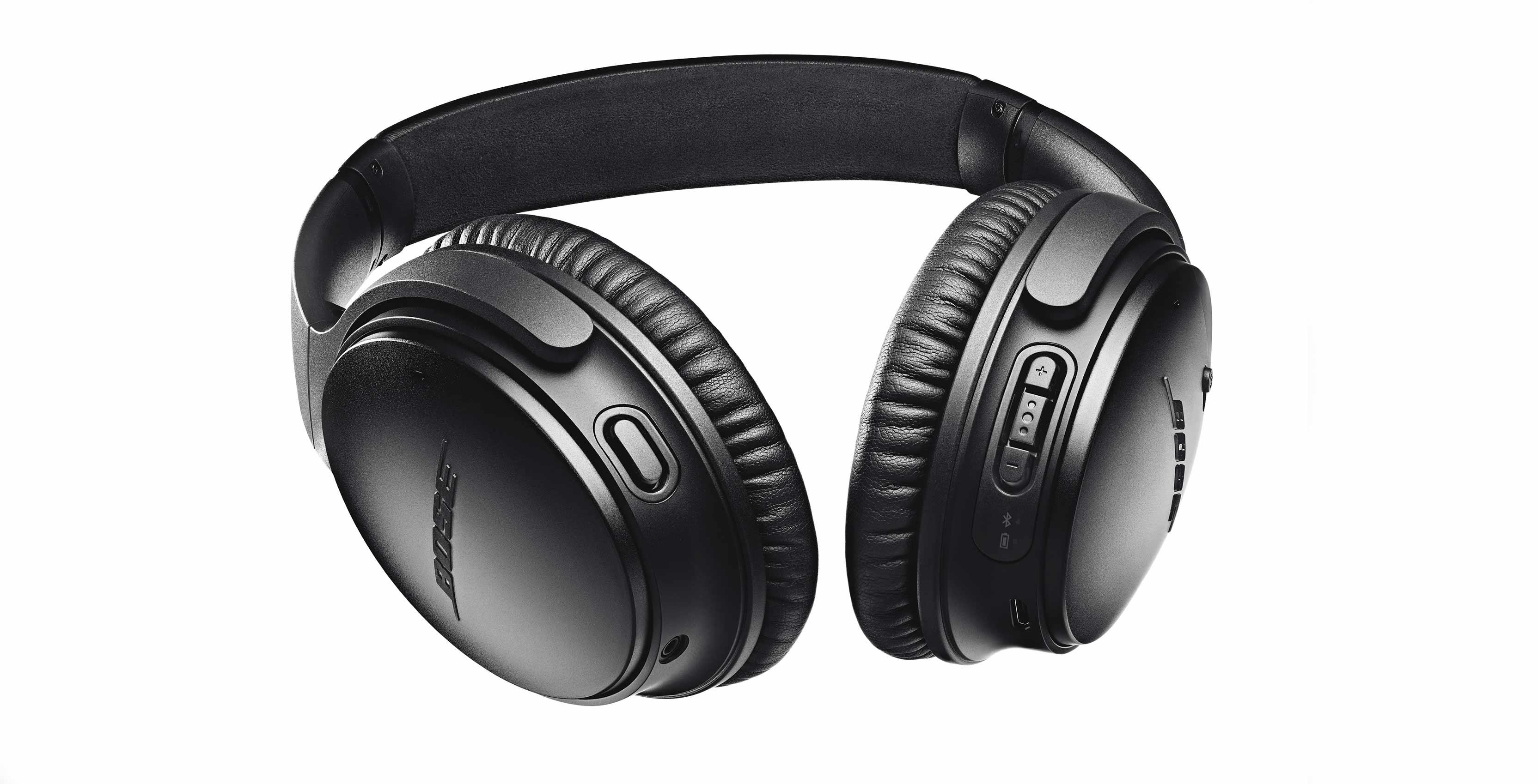Bose QuietComfort 35 headphones with Google Assistant