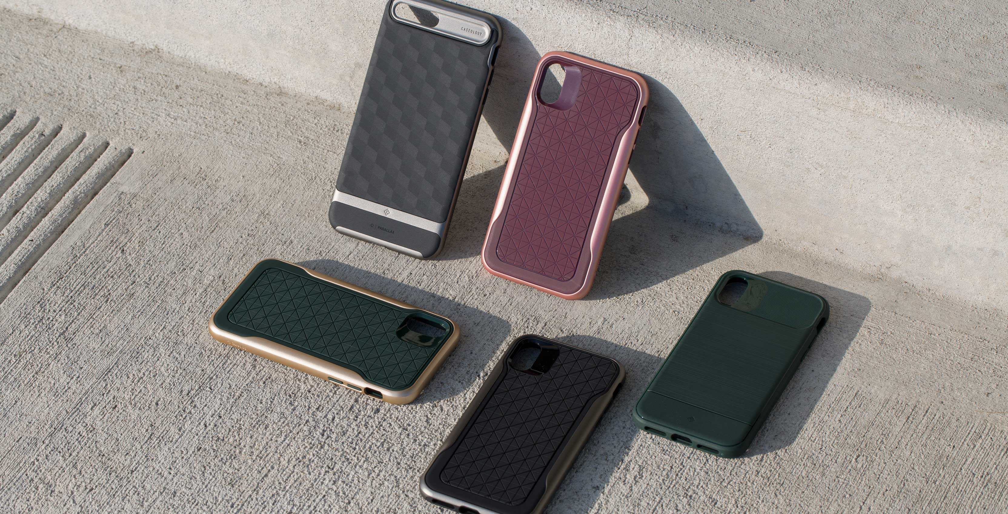 Caseology iPhone cases