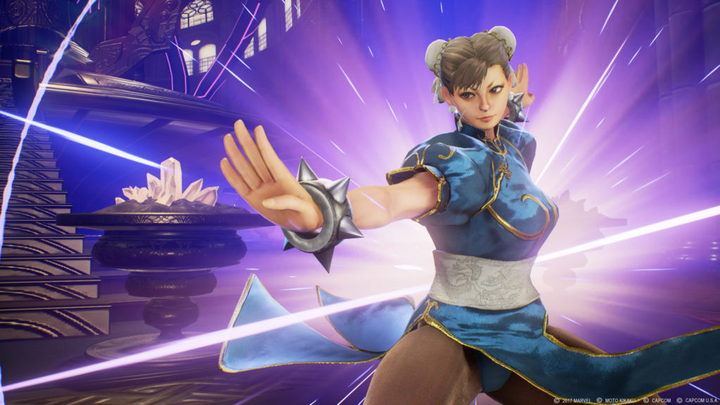Marvel vs Capcom Infinite Chun-Li