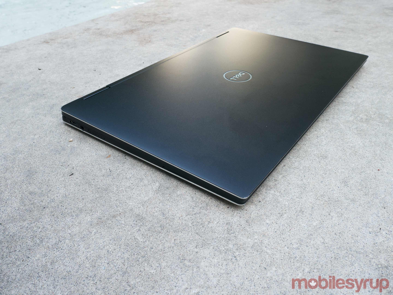 Dell XPS 13 closed