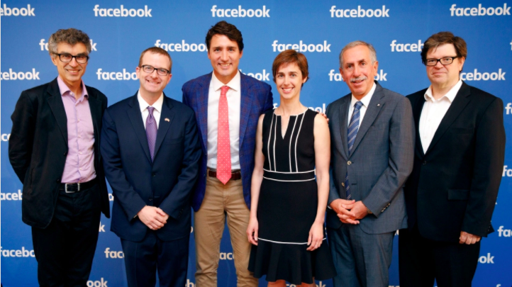 Facebook to Open New Artificial Intelligence Lab in Montreal
