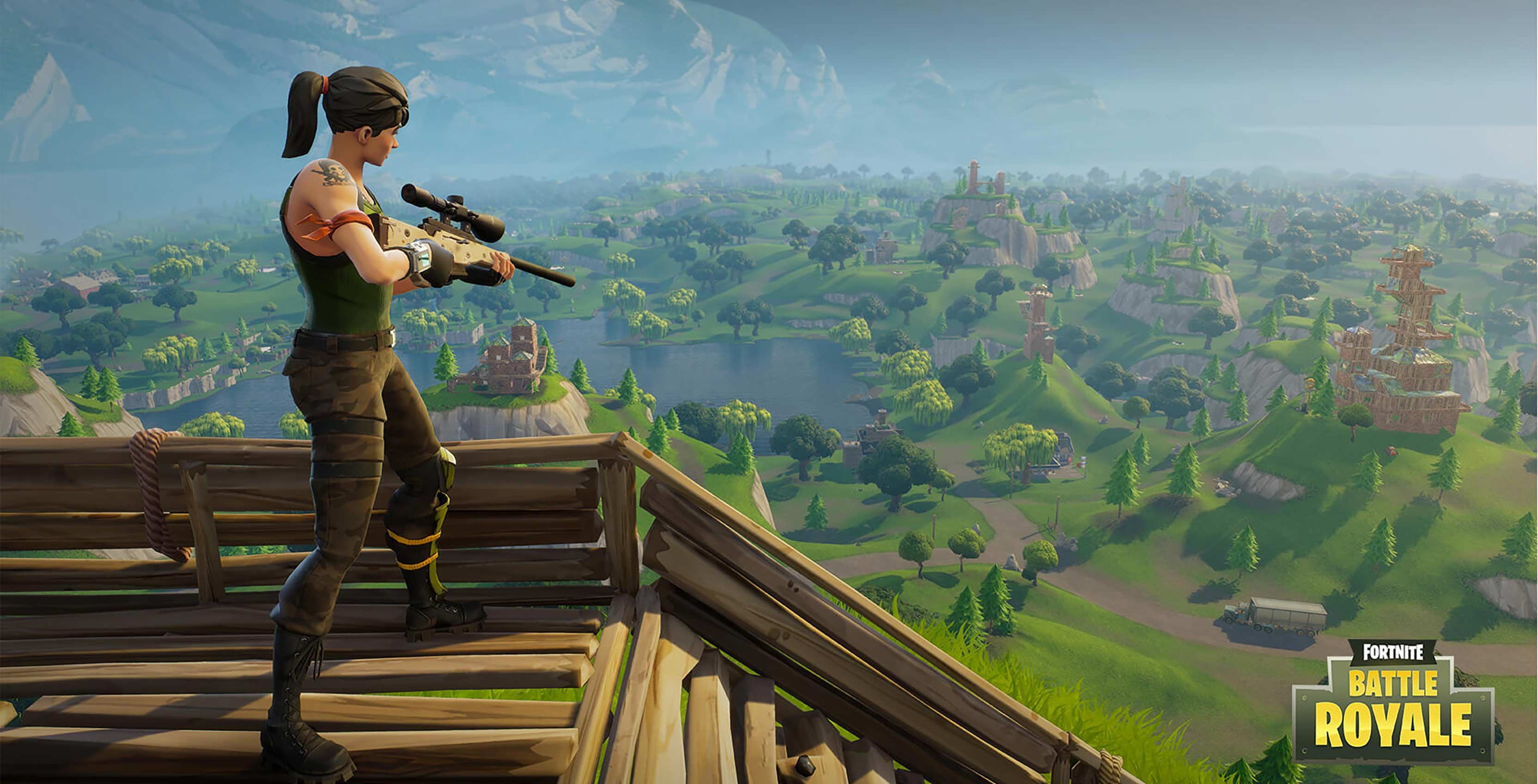 Fortnite Features Cross-Platform Play Between PS4 And Xbox One