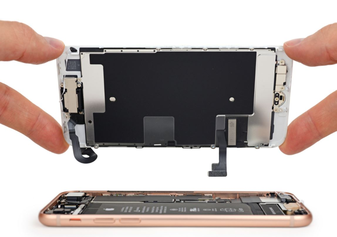 iphone 8 ifixit
