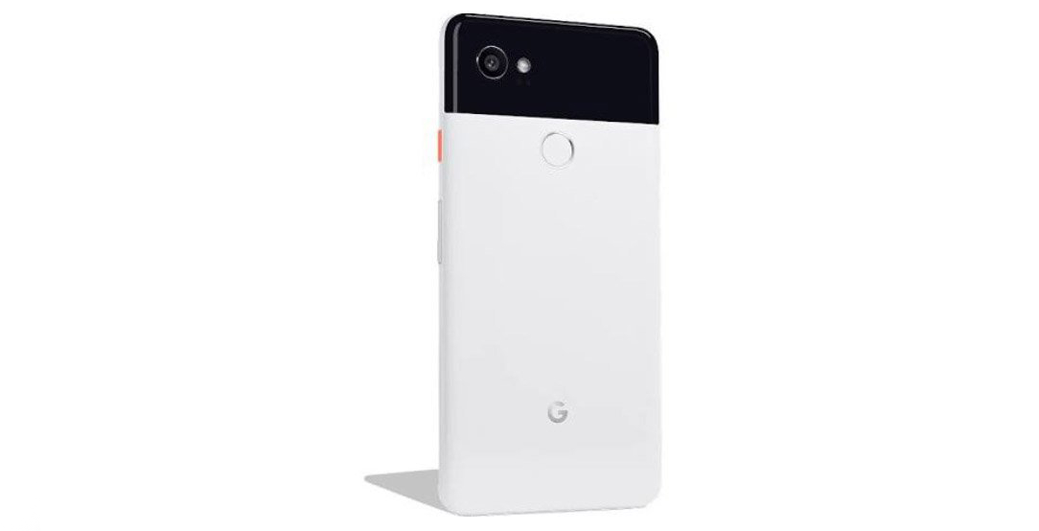 Leaked render of Pixel 2 XL smartphone
