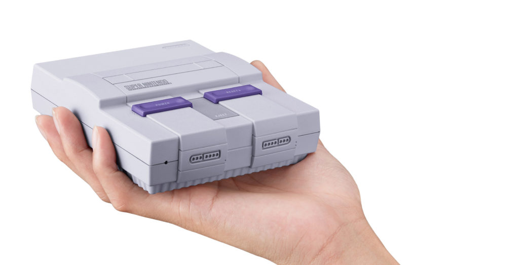 Here's where you can buy the SNES Classic in Canada