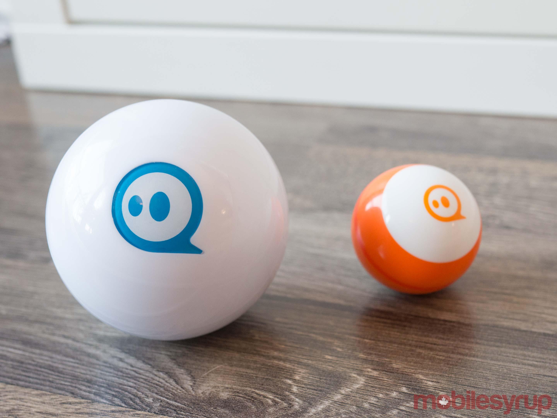 Sphero 2.0 vs Sphero Mini
