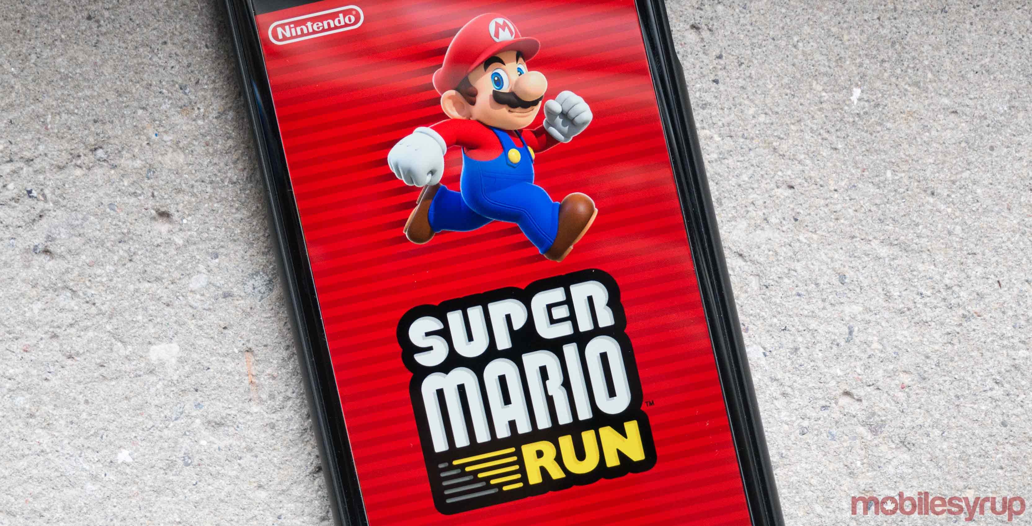 SuperMario header
