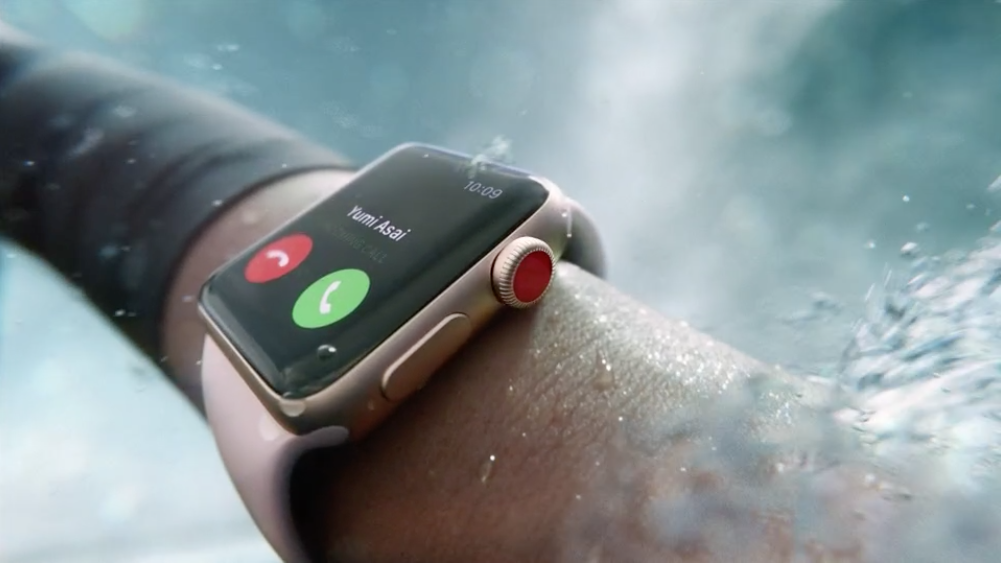 Apple Watch Series 3 will now get LTE speeds — Mobile backtracks