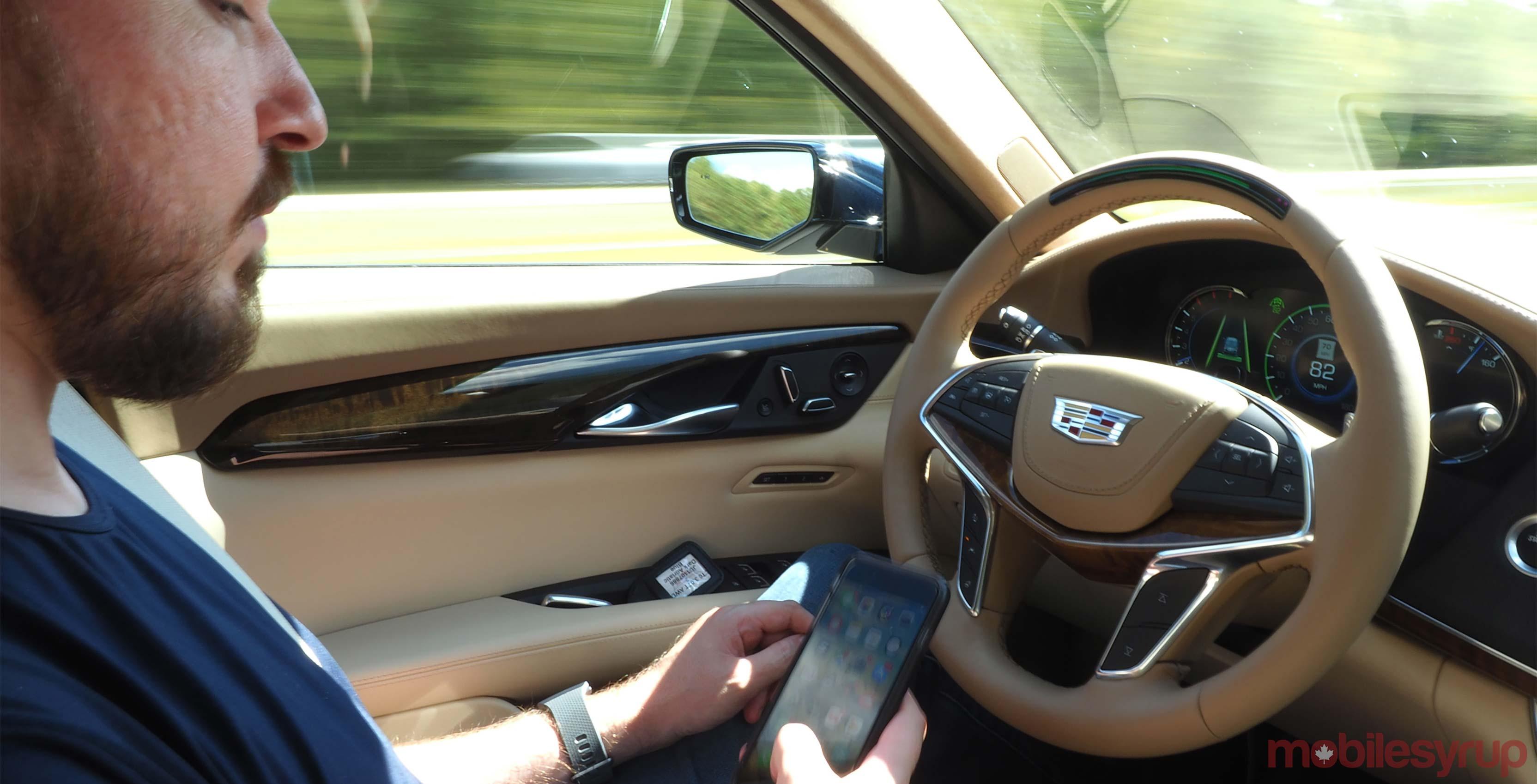 Cadillac Super Cruise Hands On Autonomous Driving Steps Closer