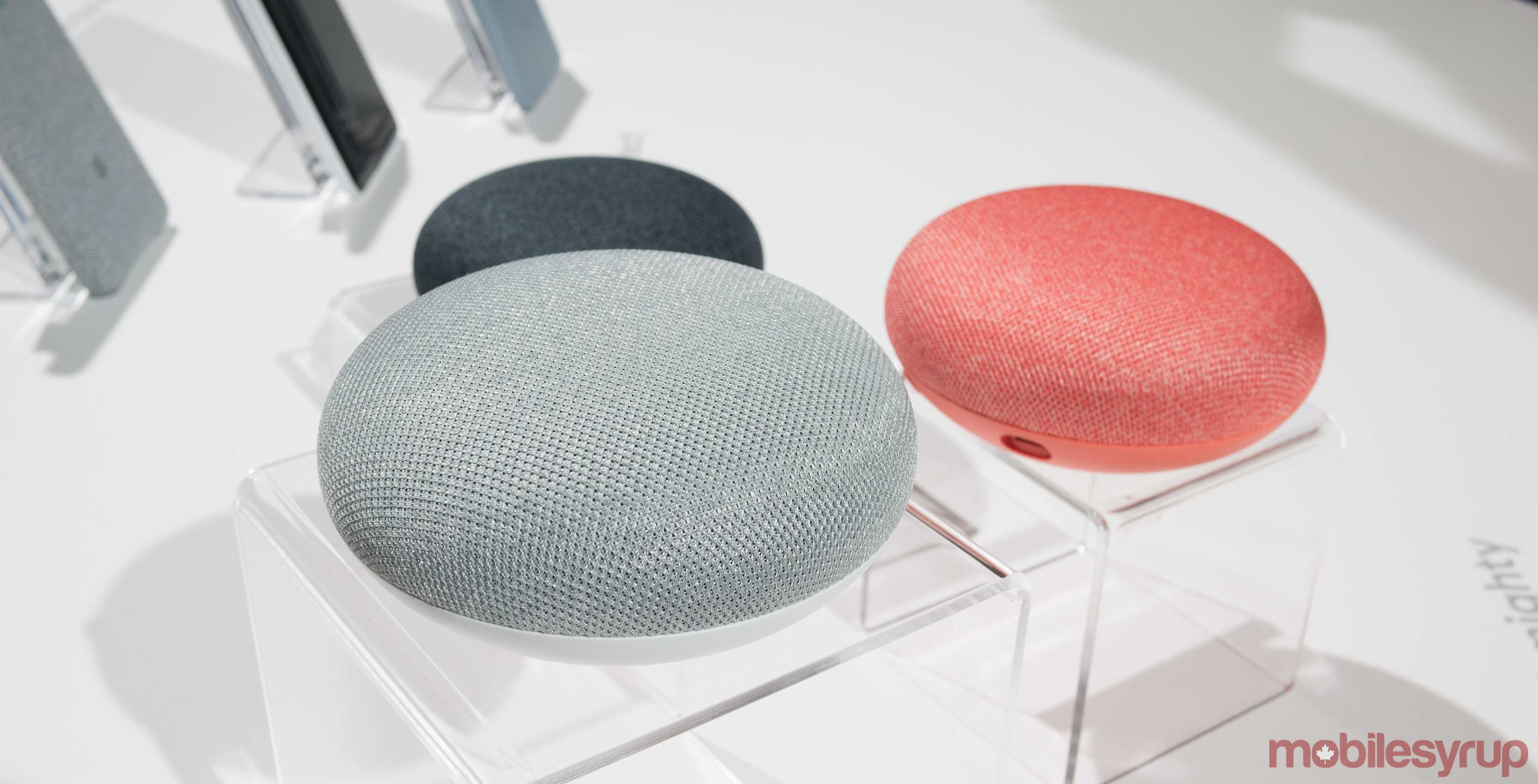 Some Google Home Mini units recording everything they hear [Update]