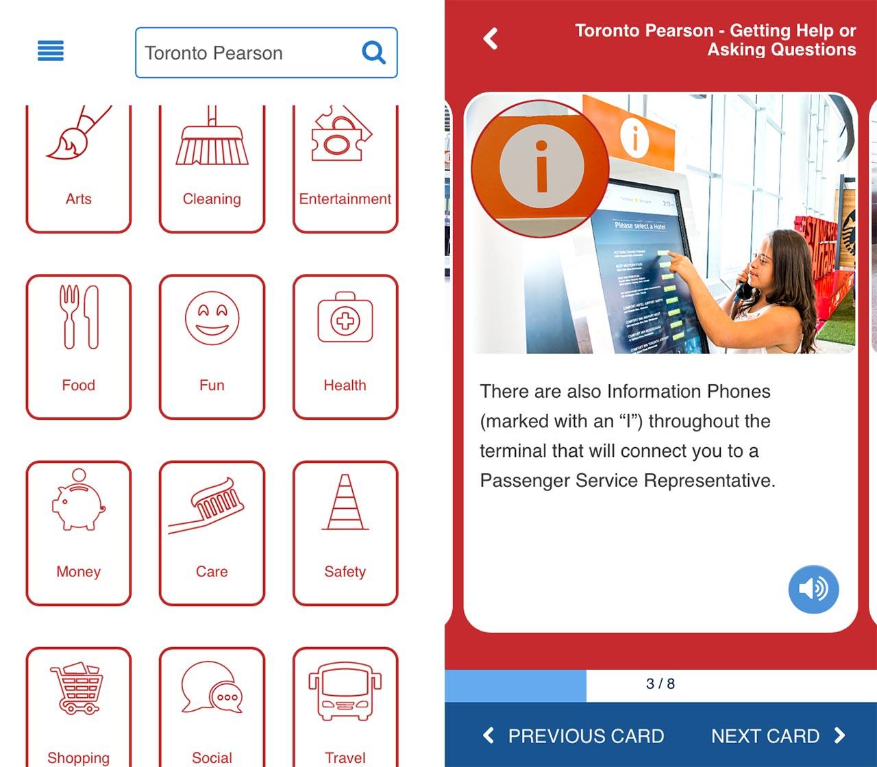 Magnus Card app
