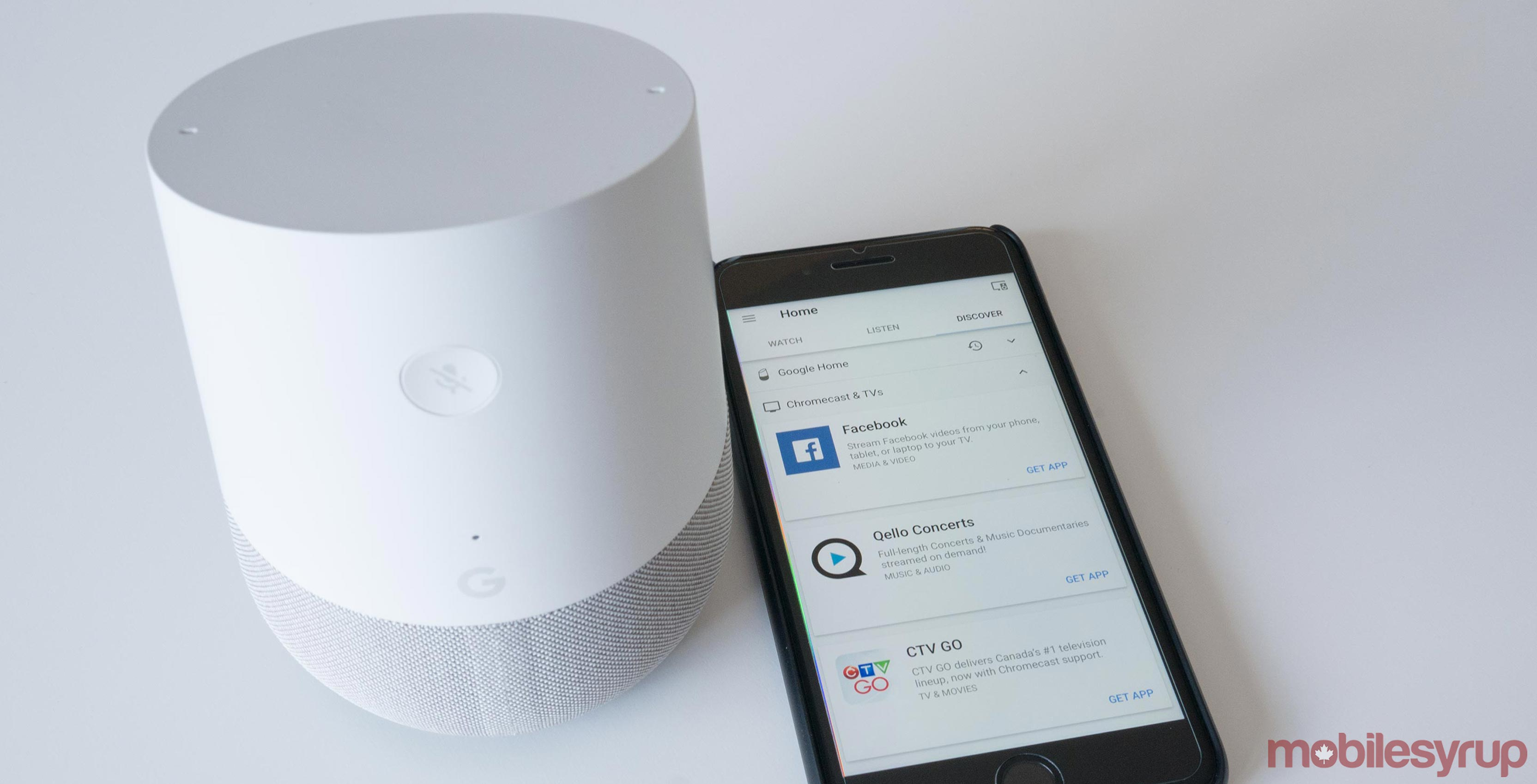 Teardown reveals possible 'Quartz' Google Home device with display
