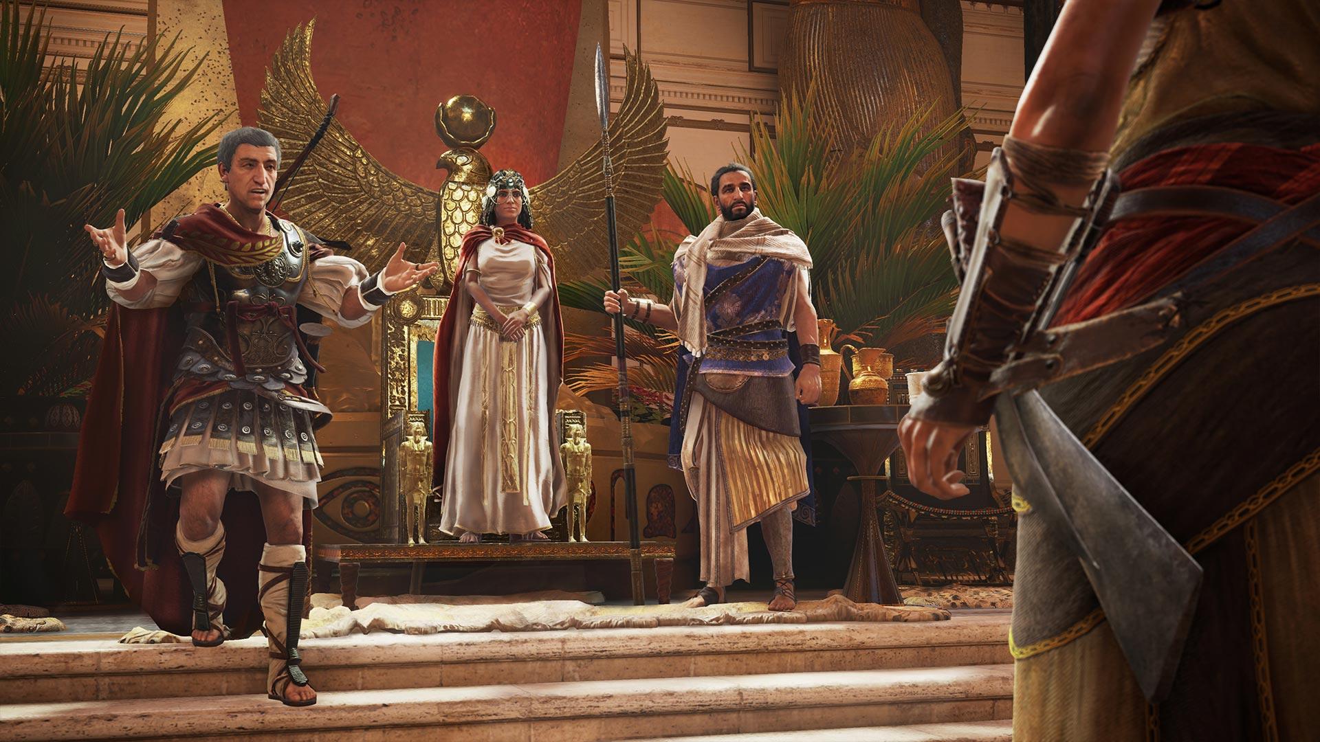 Assassin's Creed: Origins Cleopatra