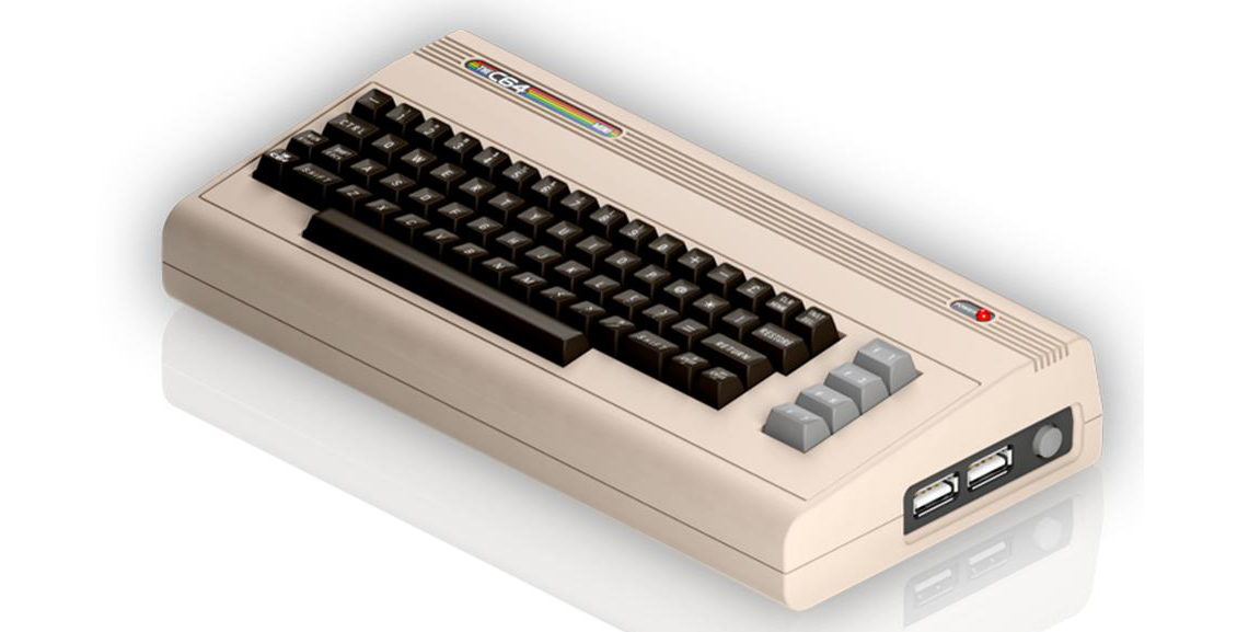 Here's the Commodore 64 mini no one is asking for