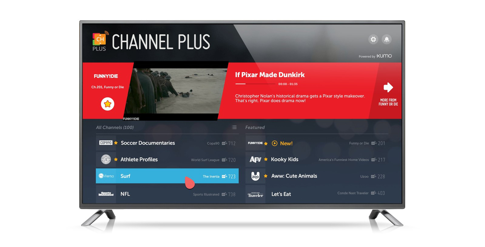 LG launches Channel Plus and DAZN for webOS in Canada