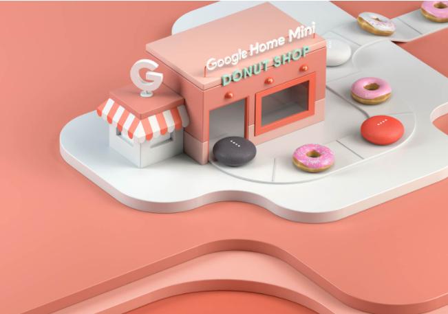 Google donut