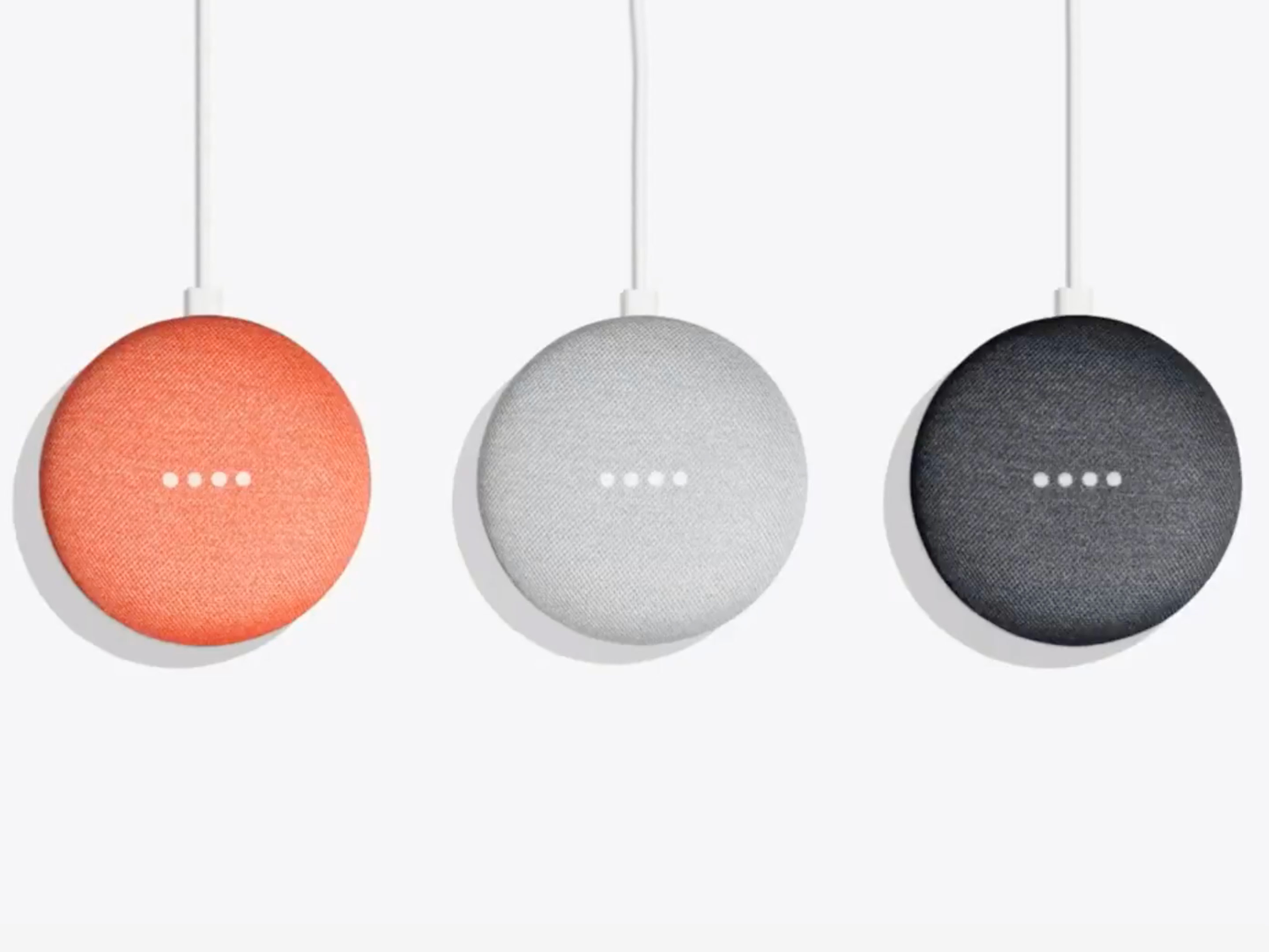 Google announces home mini standalone voice activated for Google home mini