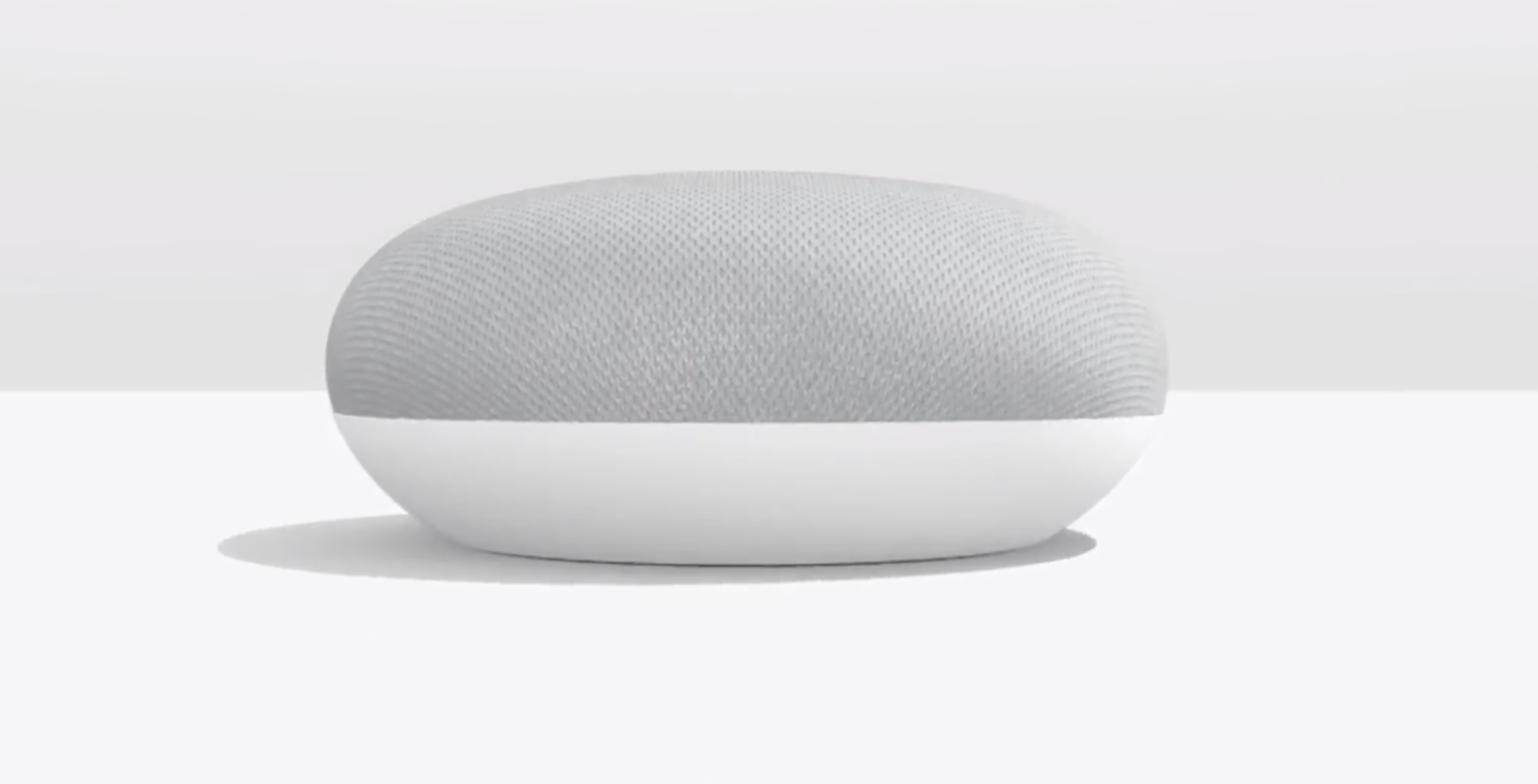 Google Home Mini speaker official