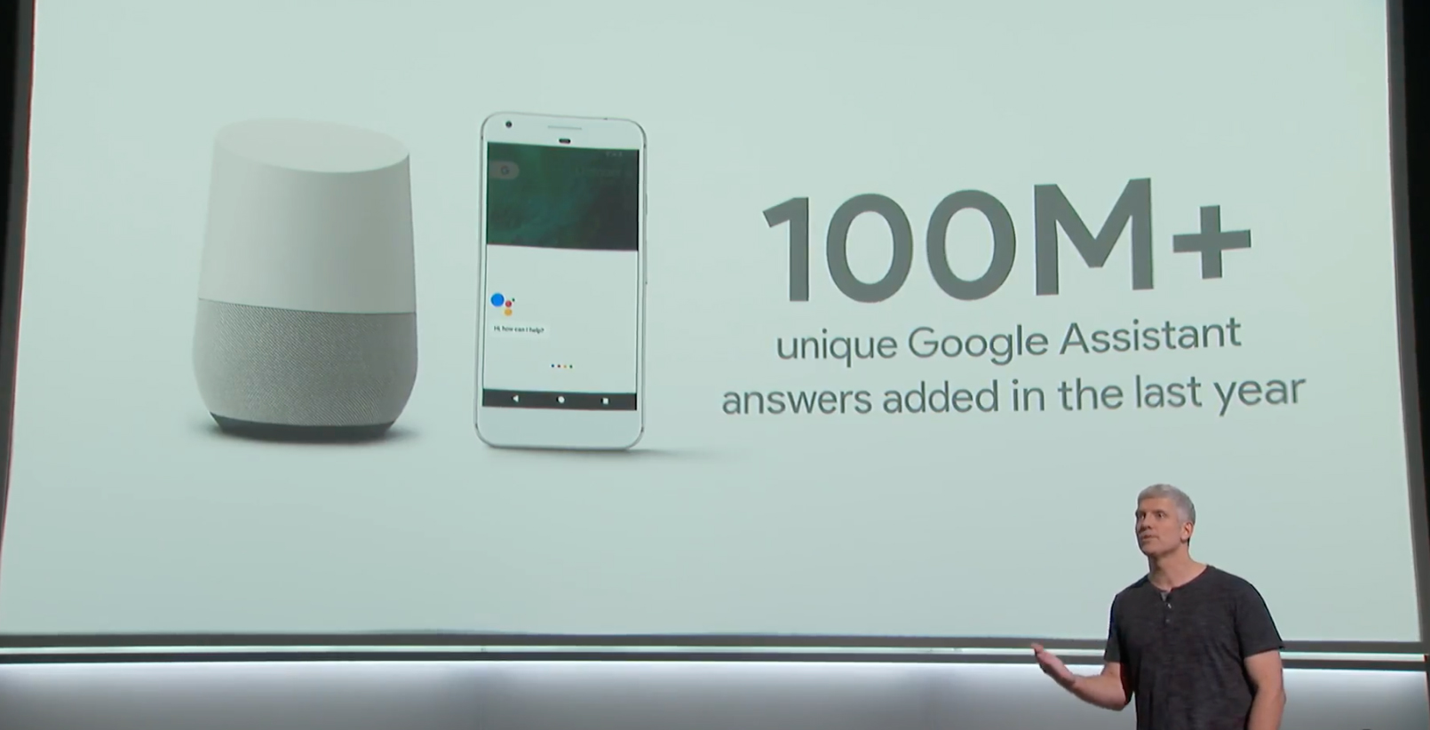 How to switch Google Assistant's voice to male