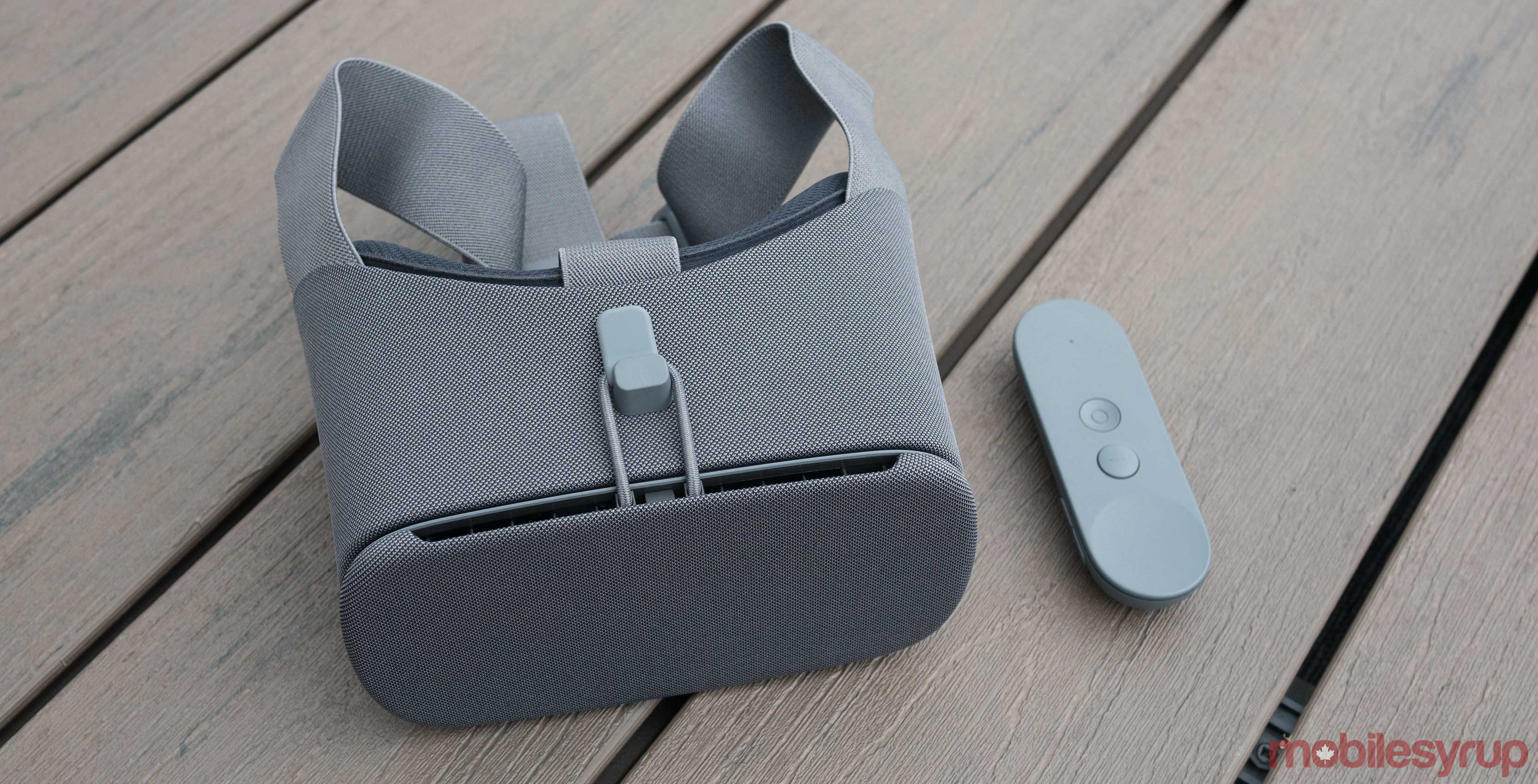 New Daydream View