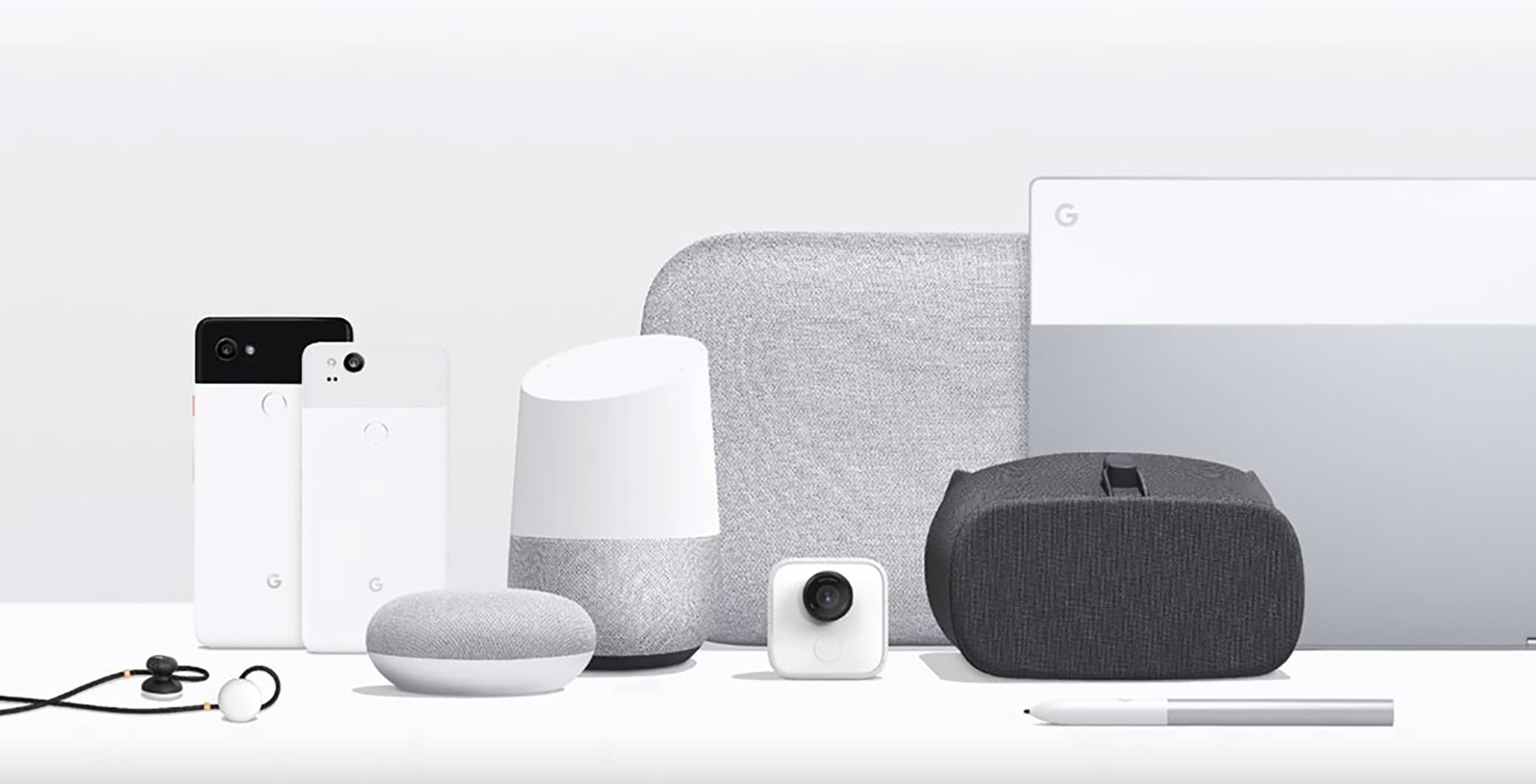 All of Google's new products