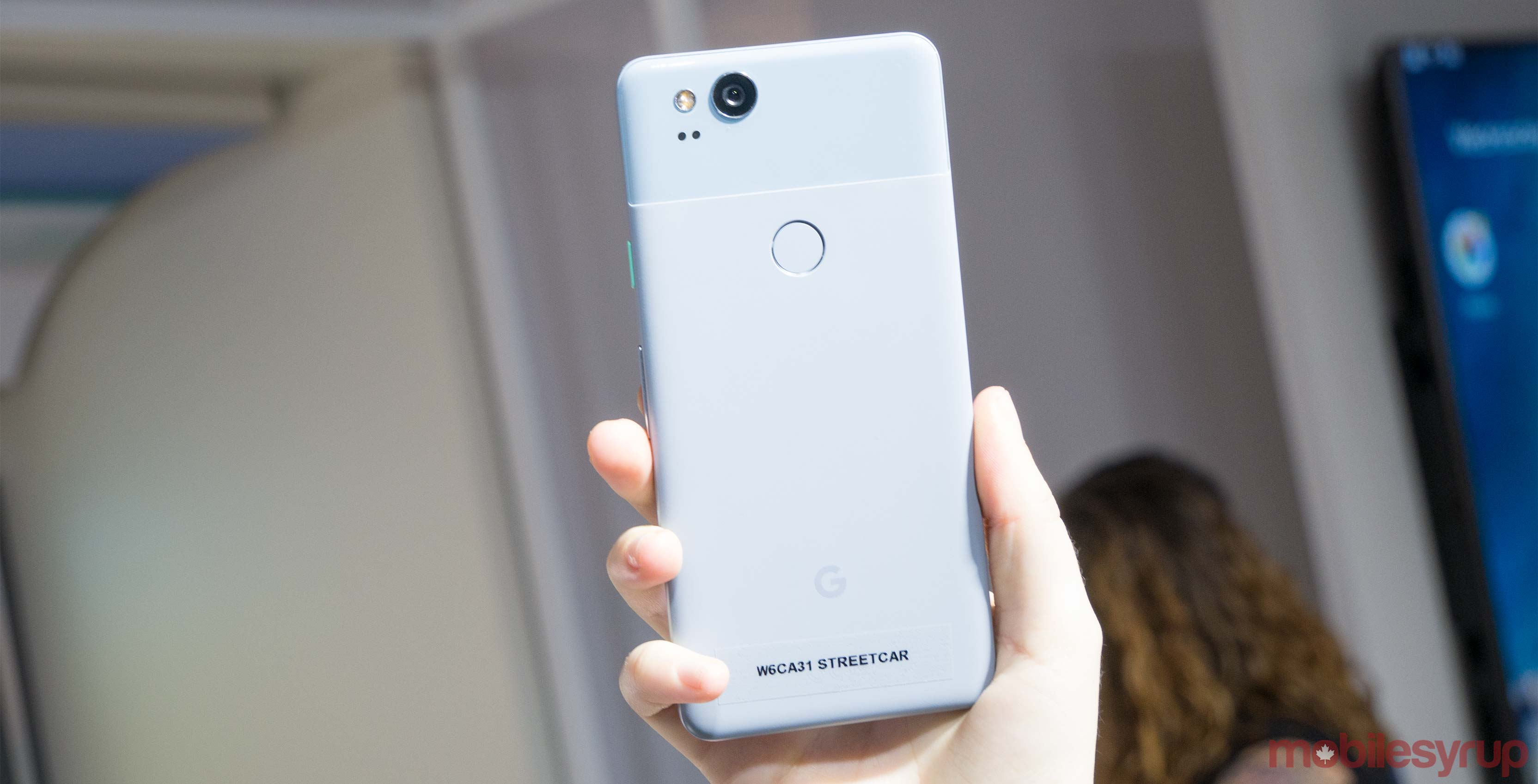 Forget a missing headphone jack, the Pixel 2 doesn't even