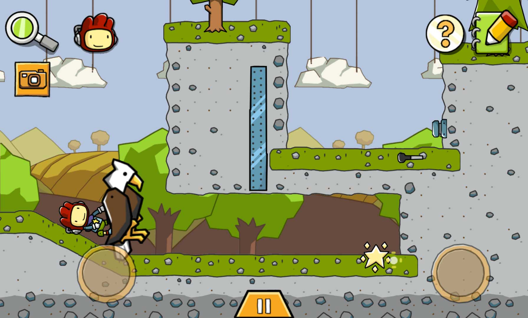 Spell out your wildest dreams in Scribblenauts Remix [Game
