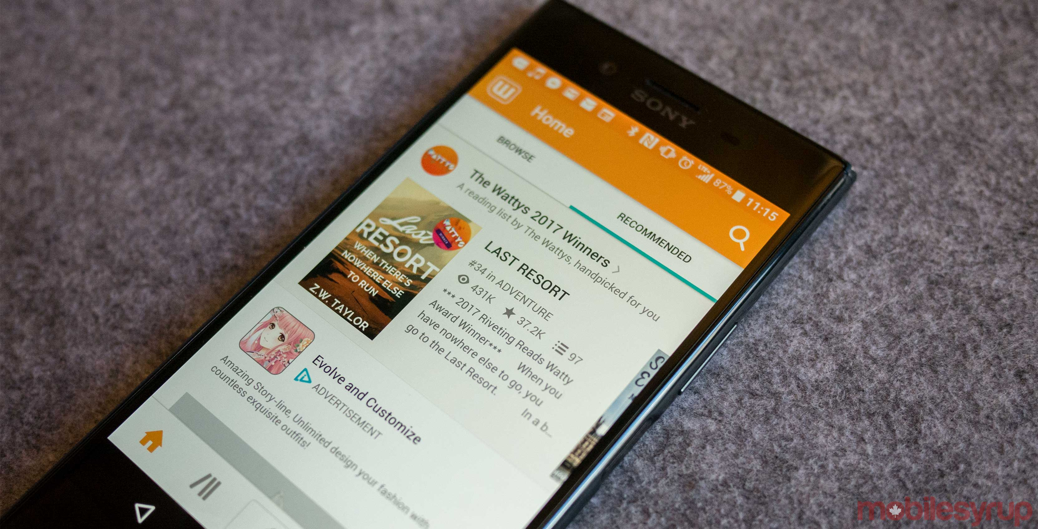 Toronto-based Wattpad to publish popular online stories into books