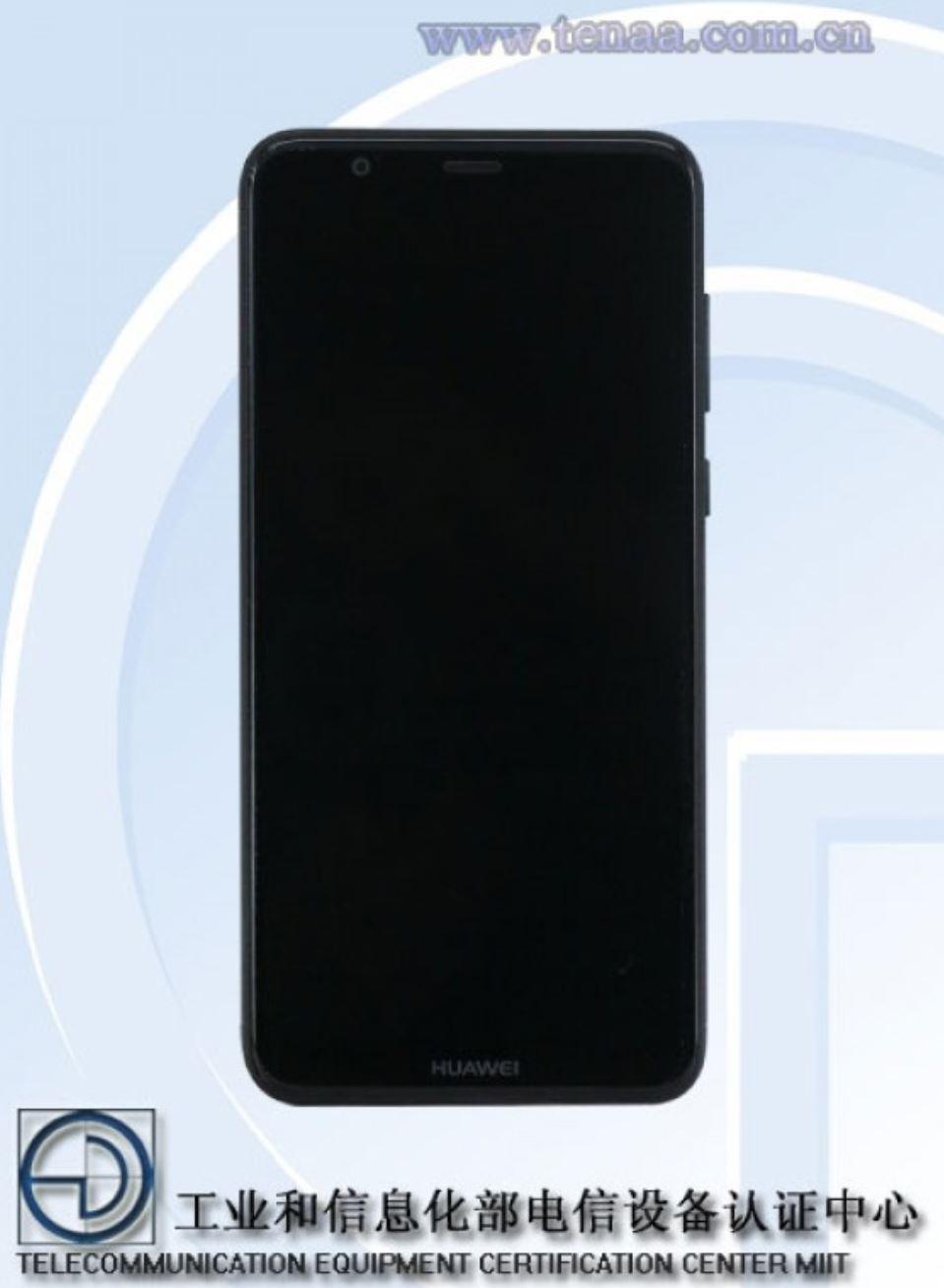 Huawei phone that appeared on TENAA