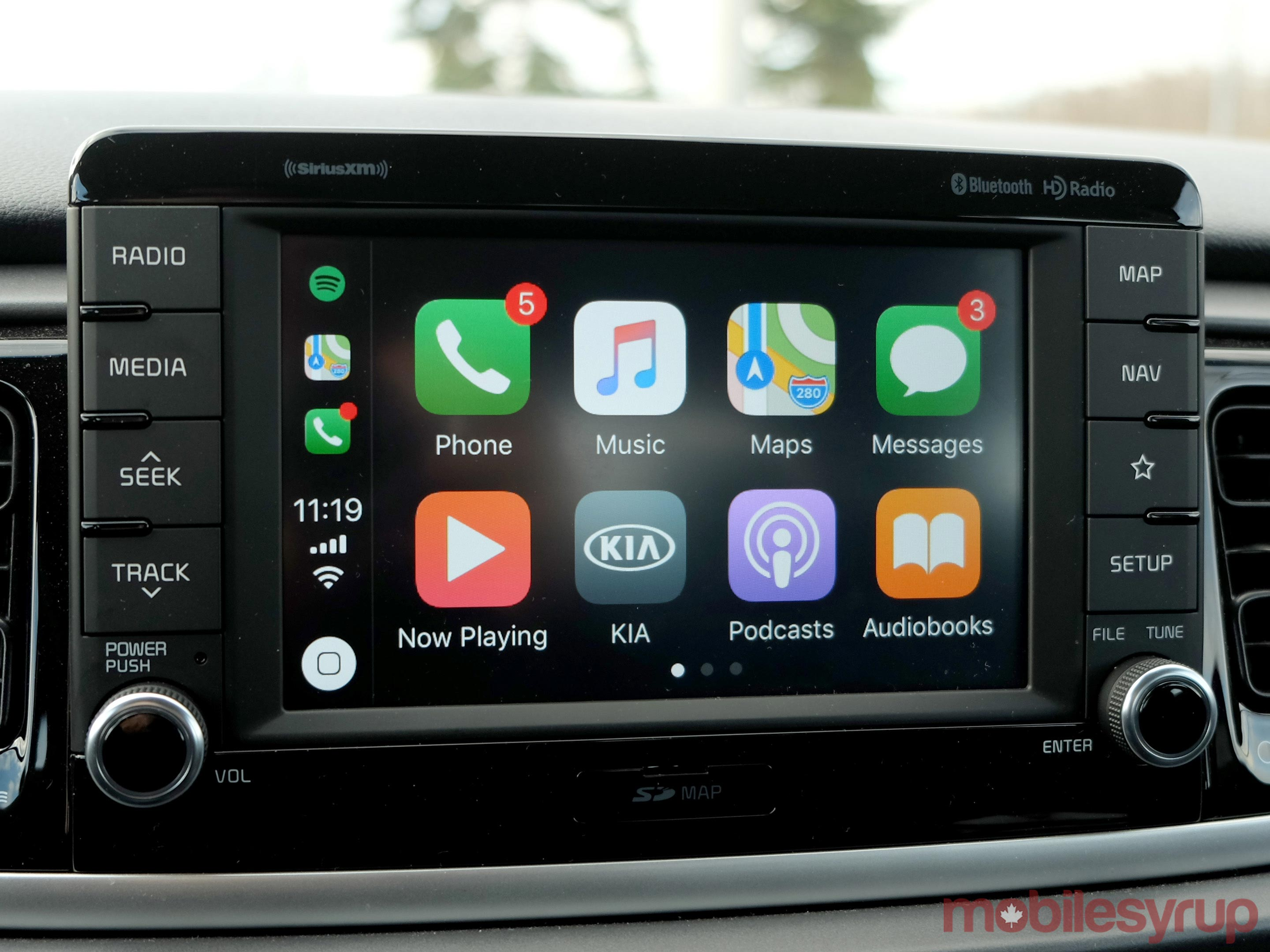 2018 Kia UVO Infotainment System Review: More for less