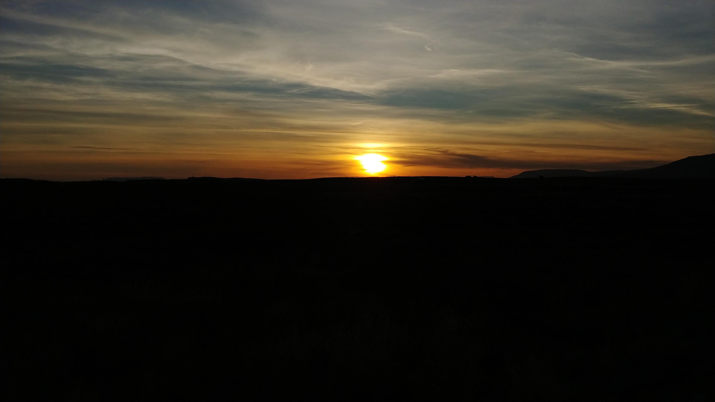 LG V30 sunset