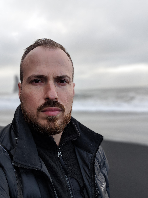 Pixel 2 portrait mode face 1