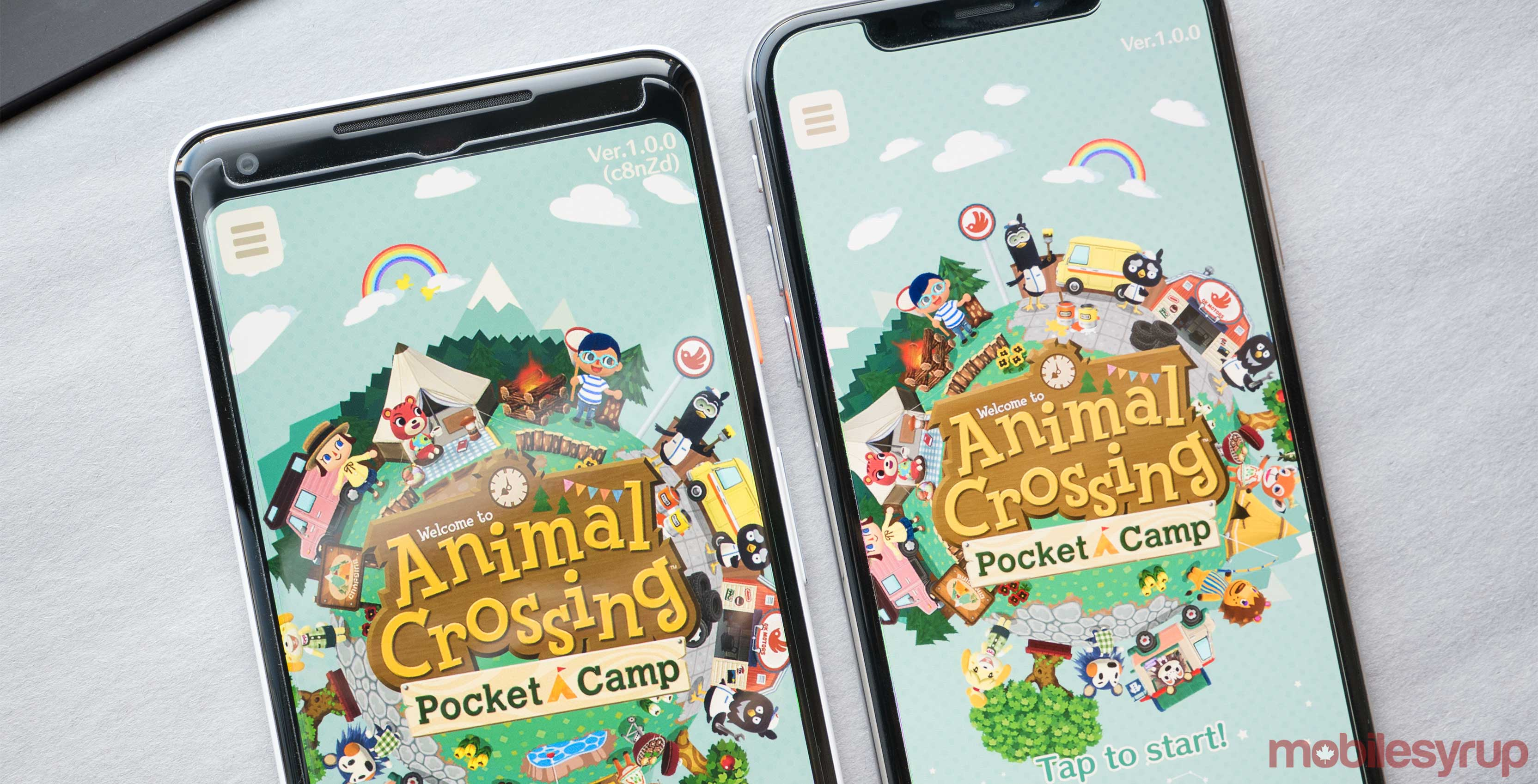 Nintendo apologizes for Animal Crossing: Pocket Camp server issues