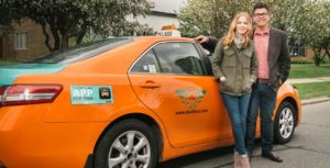 Beck Taxi Kristine Hubbard