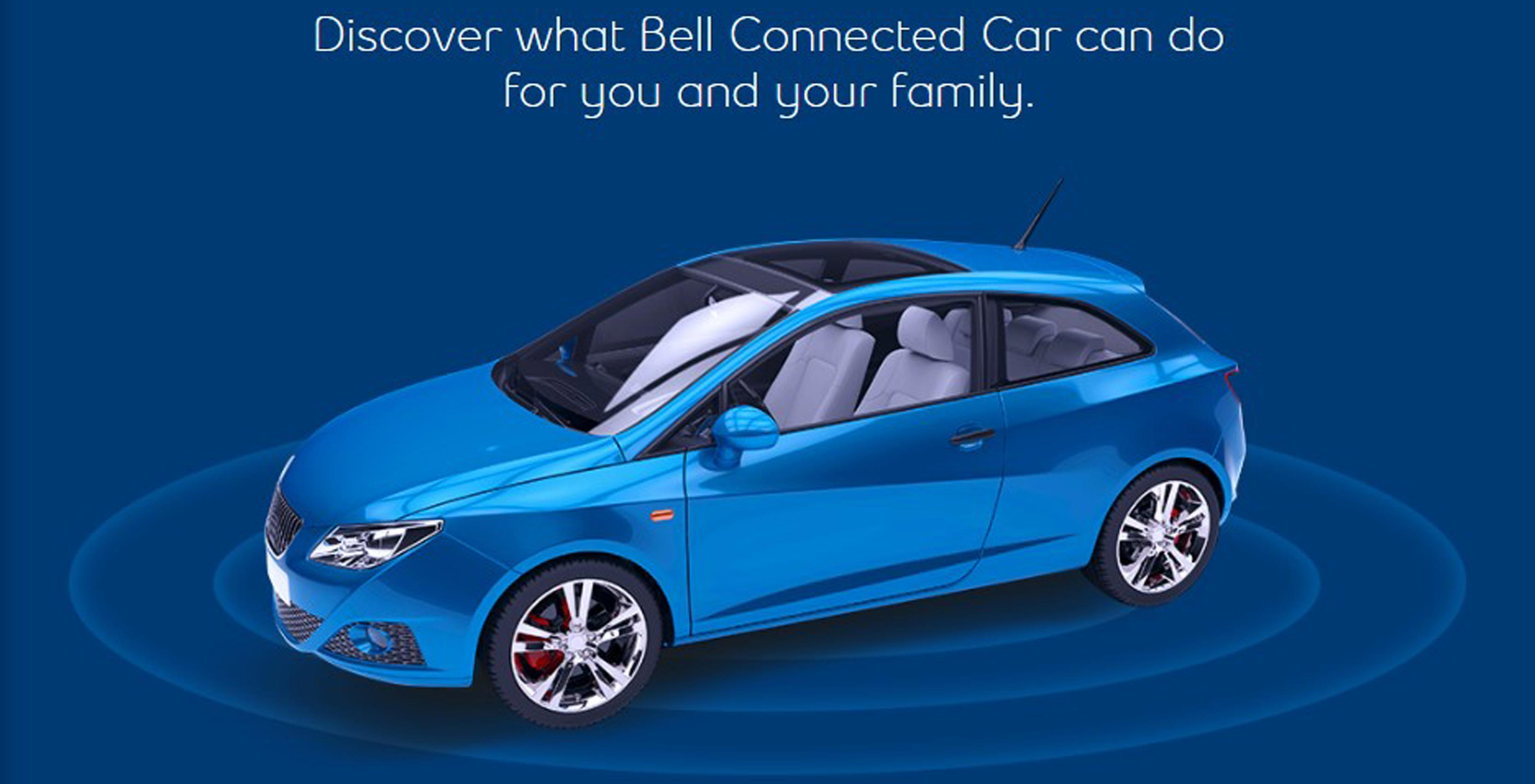 Bell's Connected Car device is now available