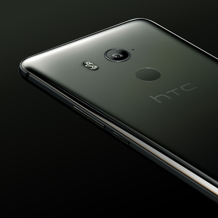 HTC U11 Plus rear