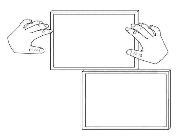 Google Duo Display
