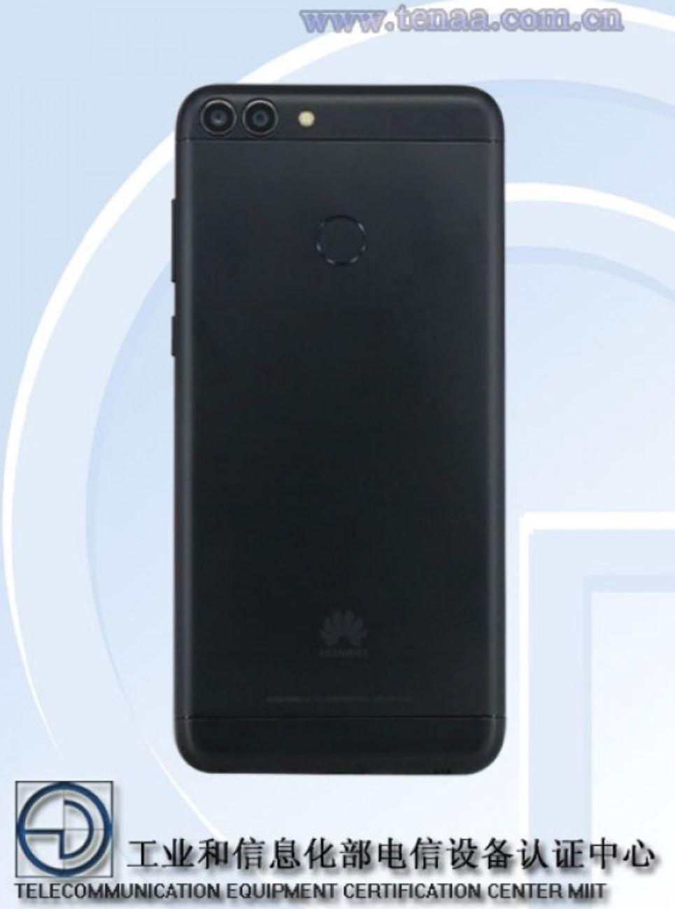 Huawei Phone Tenaa rear